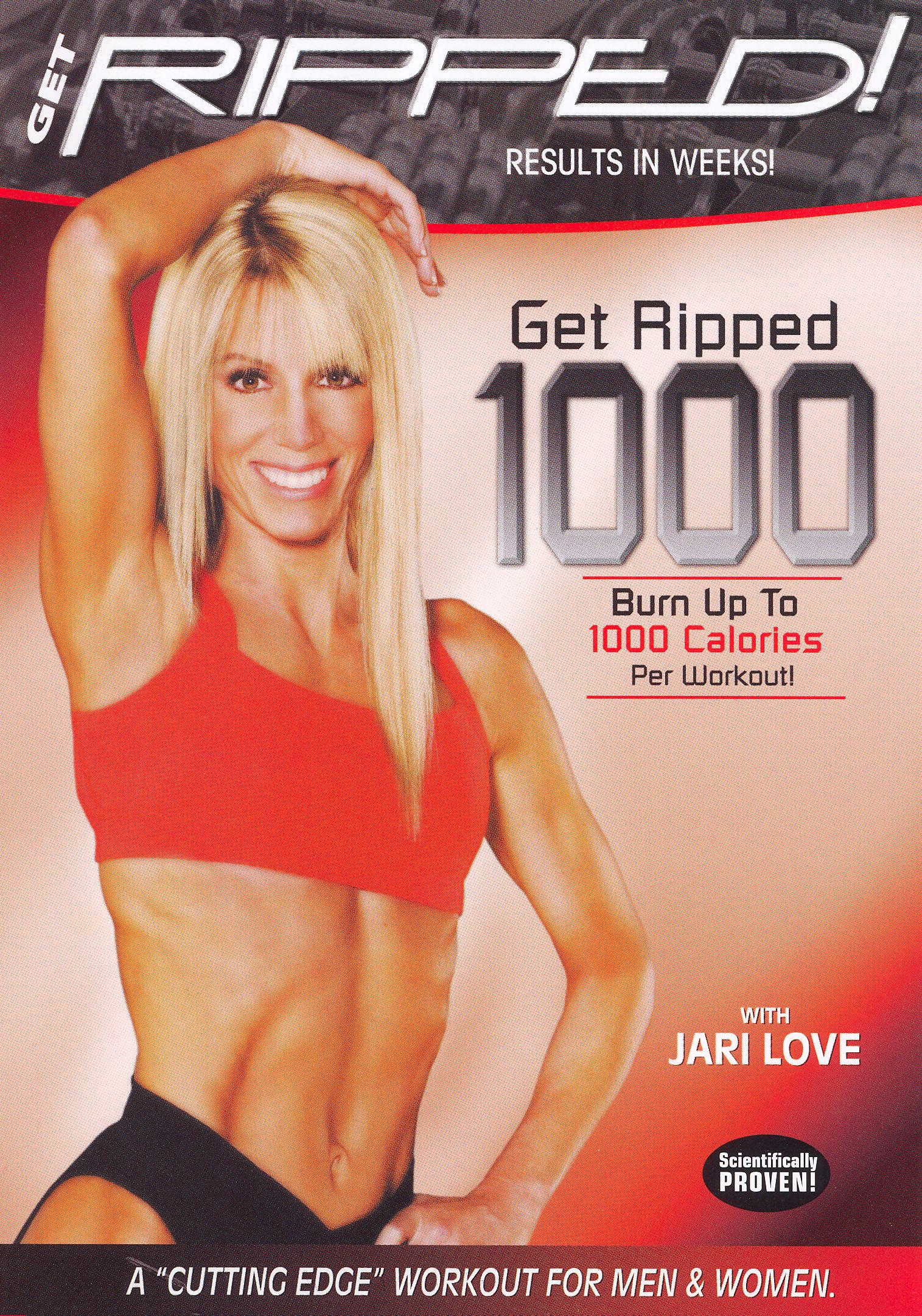 Get Ripped! Ripped 1000