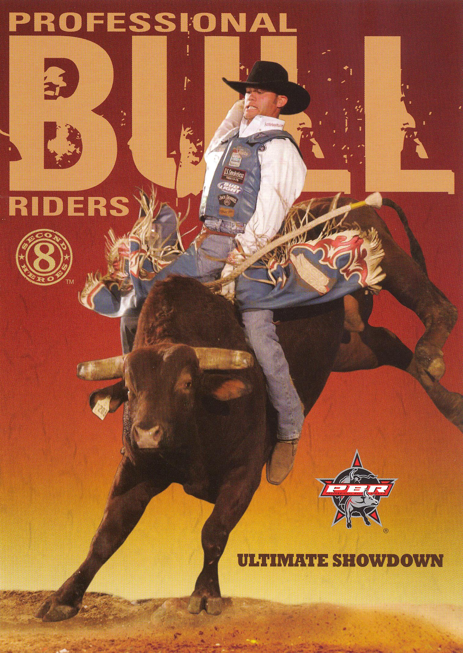 Pro Bull Riders: 8 Second Heroes - Ultimate Showdown