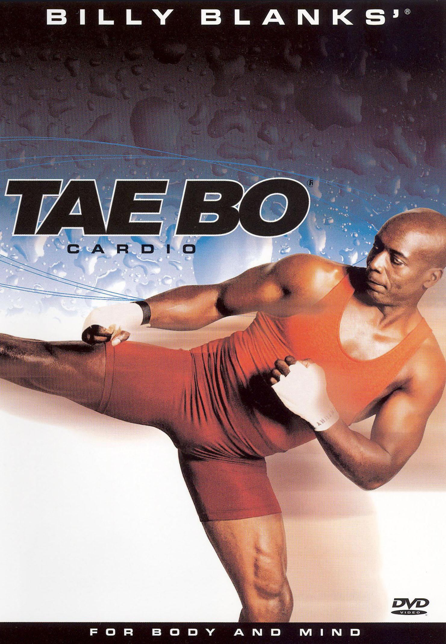 Billy Blanks: Tae Bo Cardio