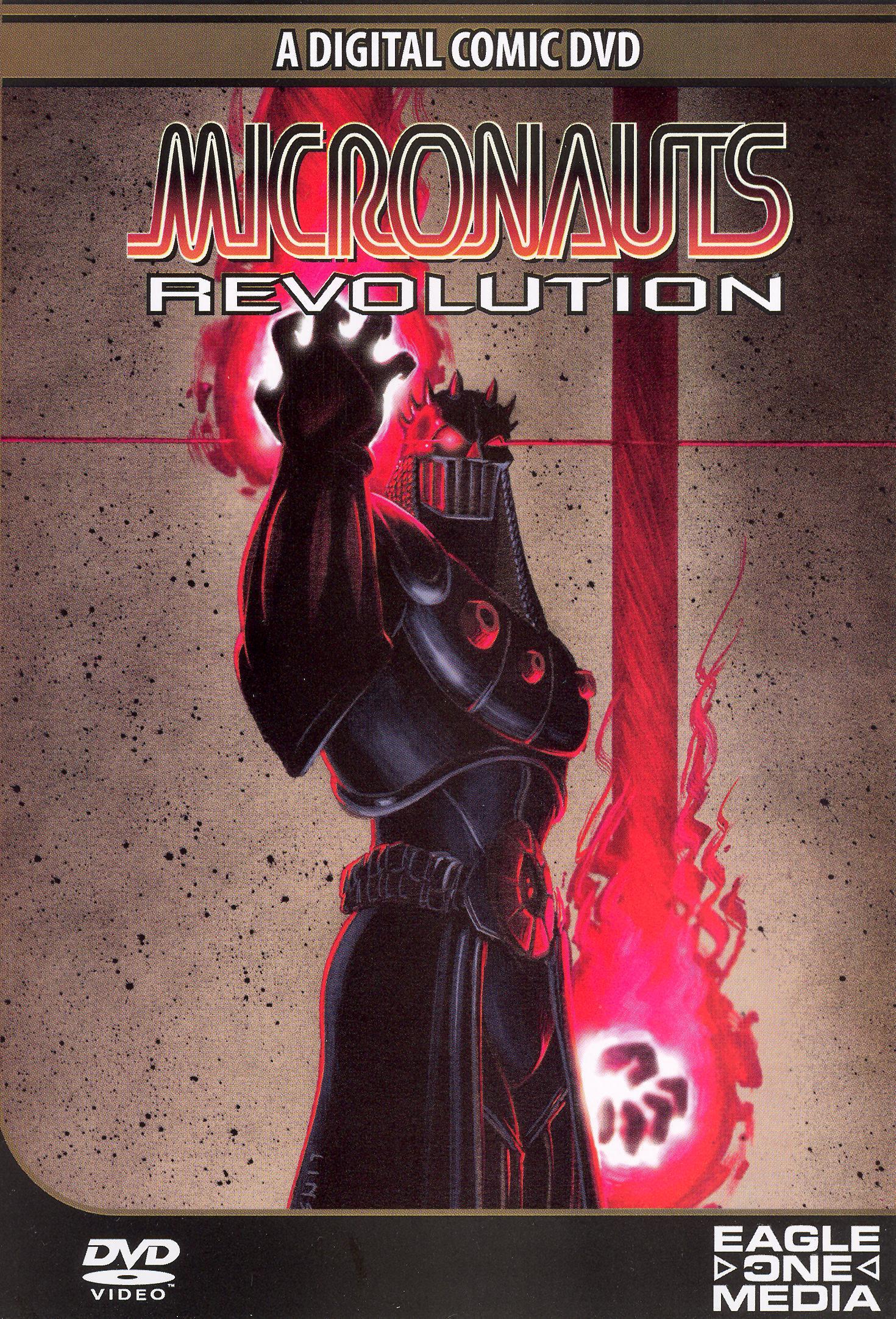 Micronauts Revolution