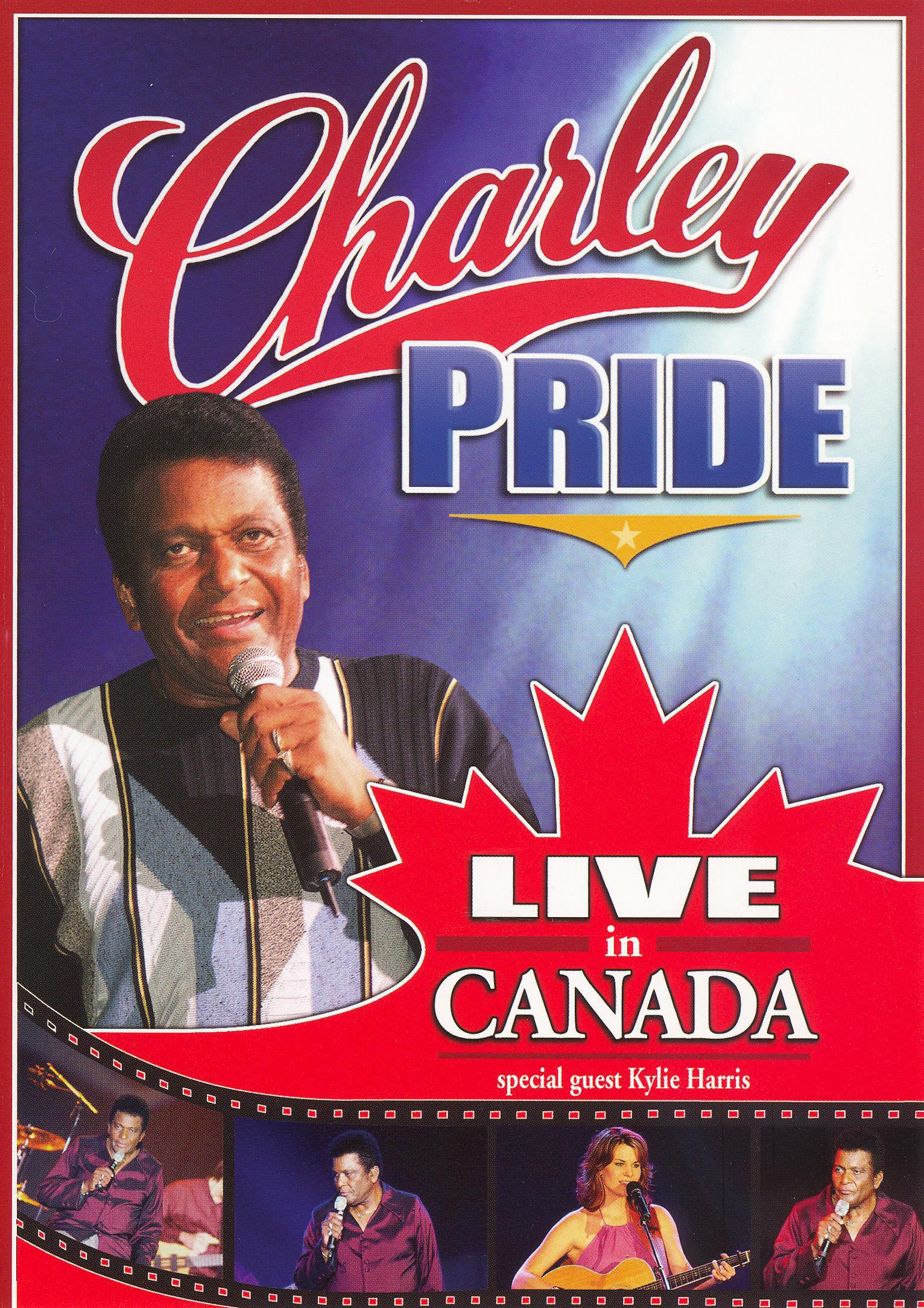 Charlie Pride Live In Canada Releases Allmovie