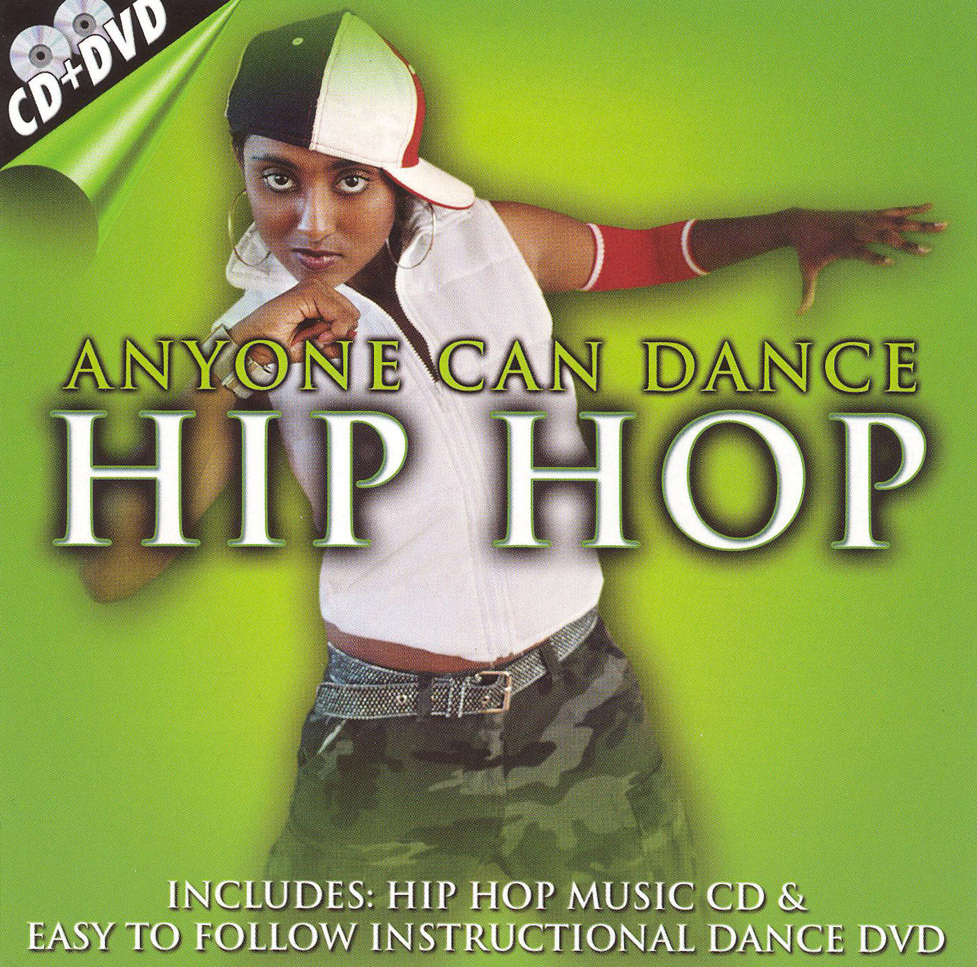 Anyone Can Dance: Hip Hop