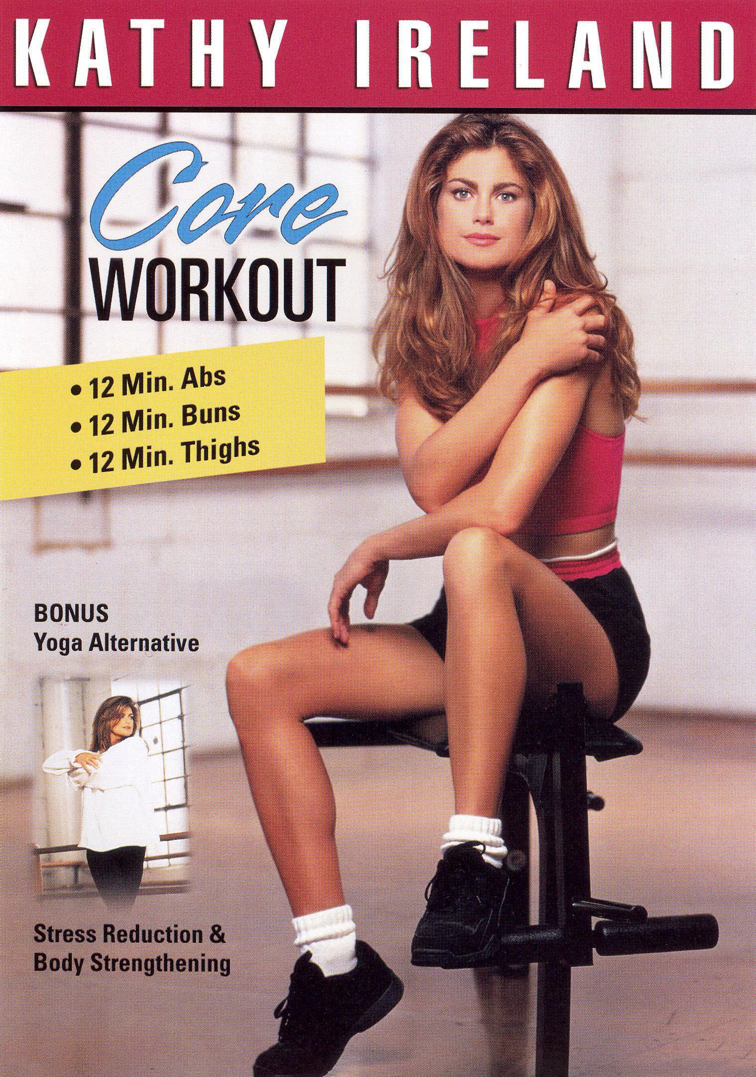 Kathy Ireland: Core Workout