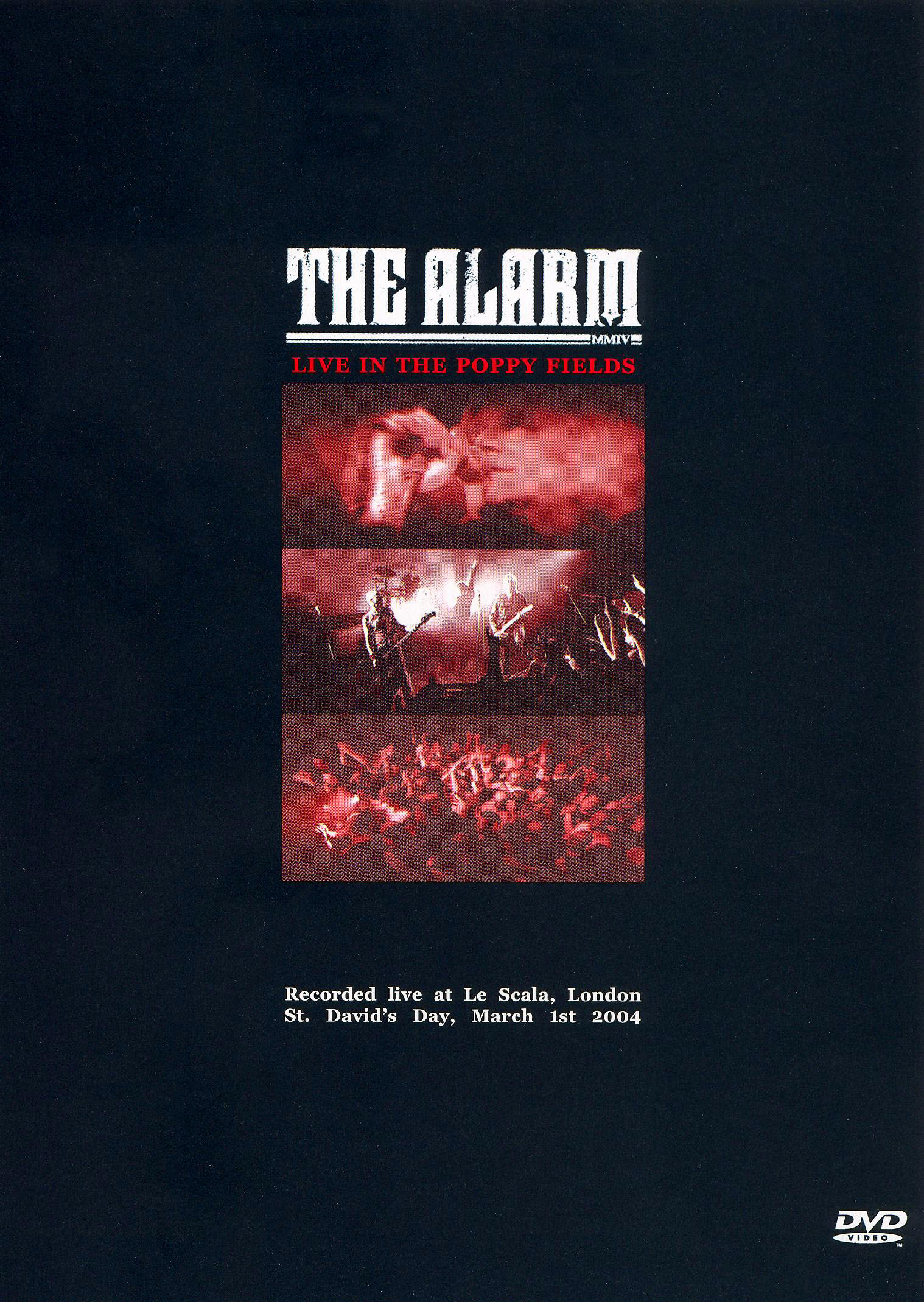 The Alarm: MMIV - Live in the Poppy Fields