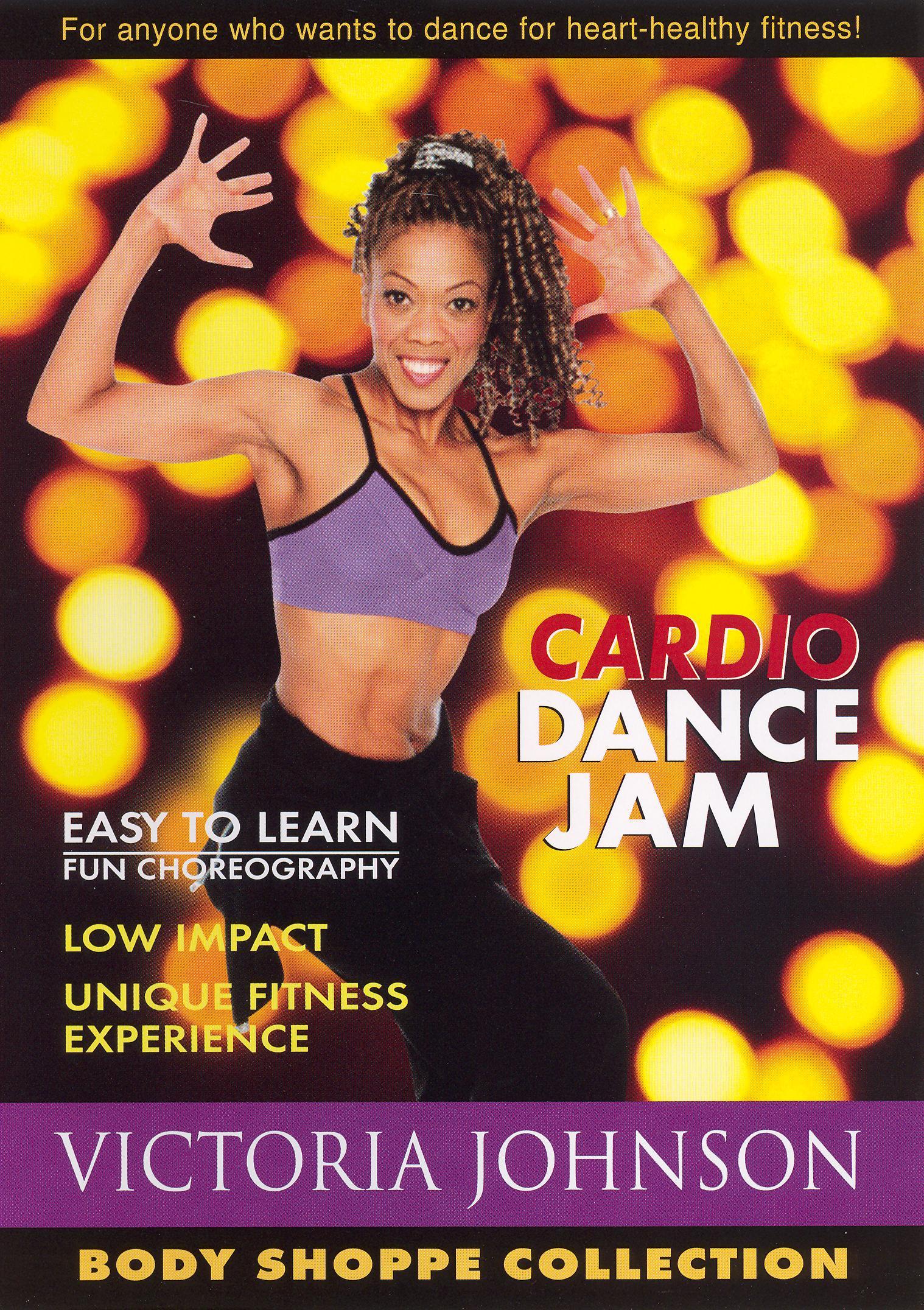 Victoria Johnson: Cardio Dance Jam
