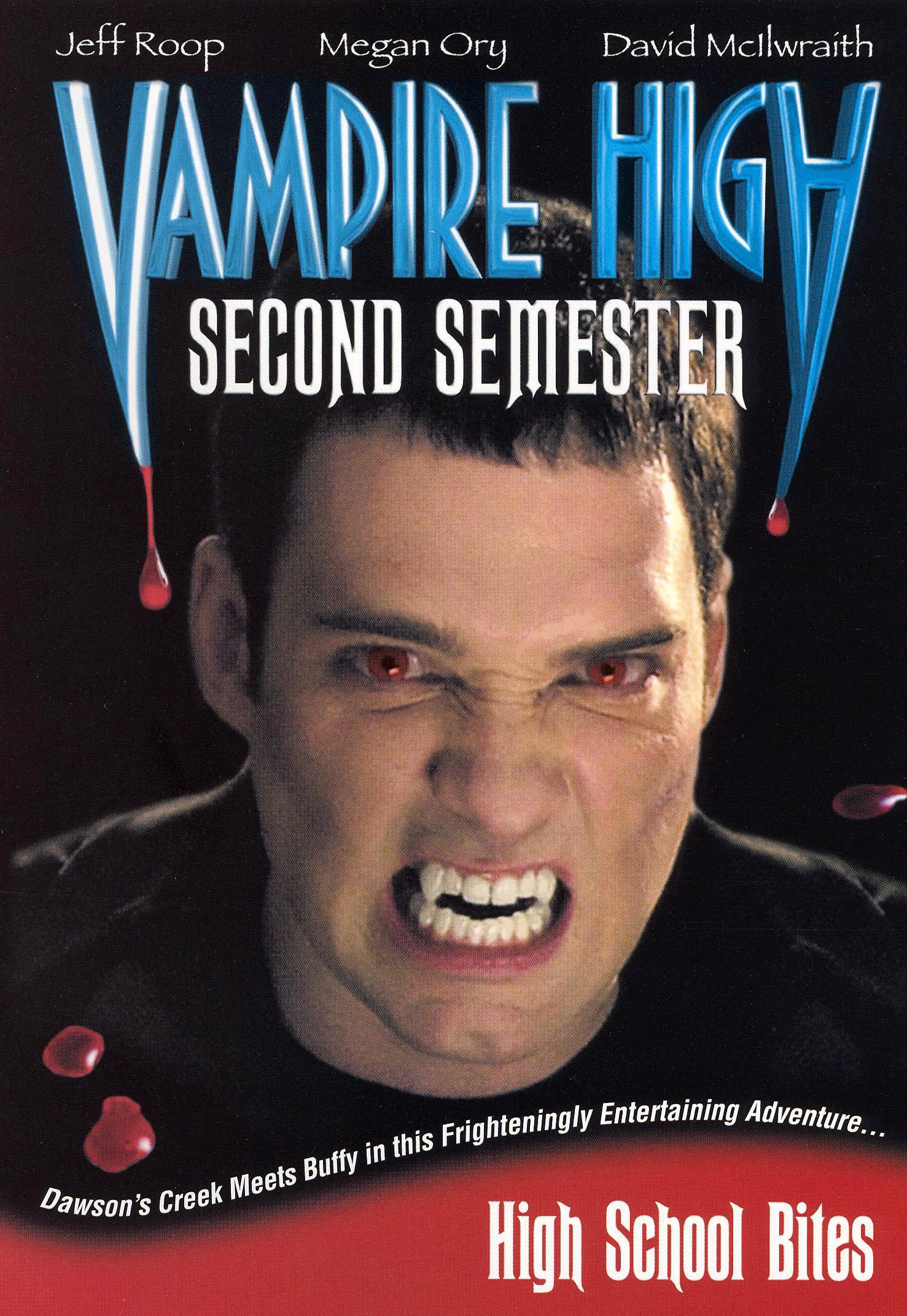 Vampire High Second Semester
