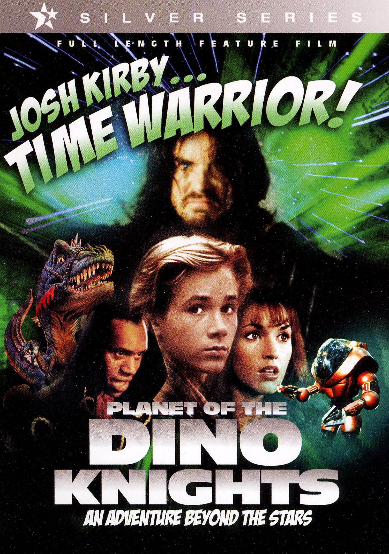 Josh Kirby...Time Warrior!: Dino Knights