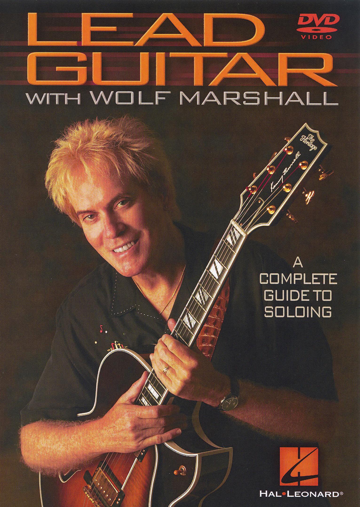 Wolf Marshall: Lead Guitar