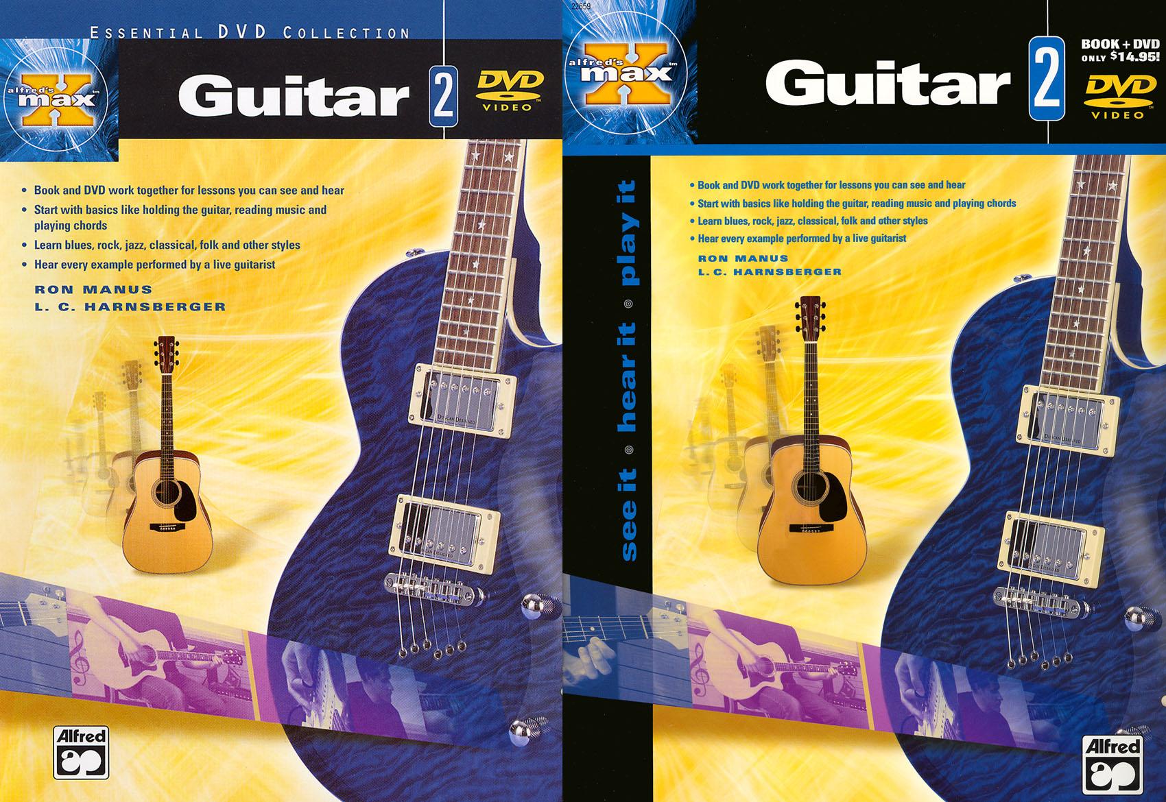 Alfred's Max Guitar, Vol. 2