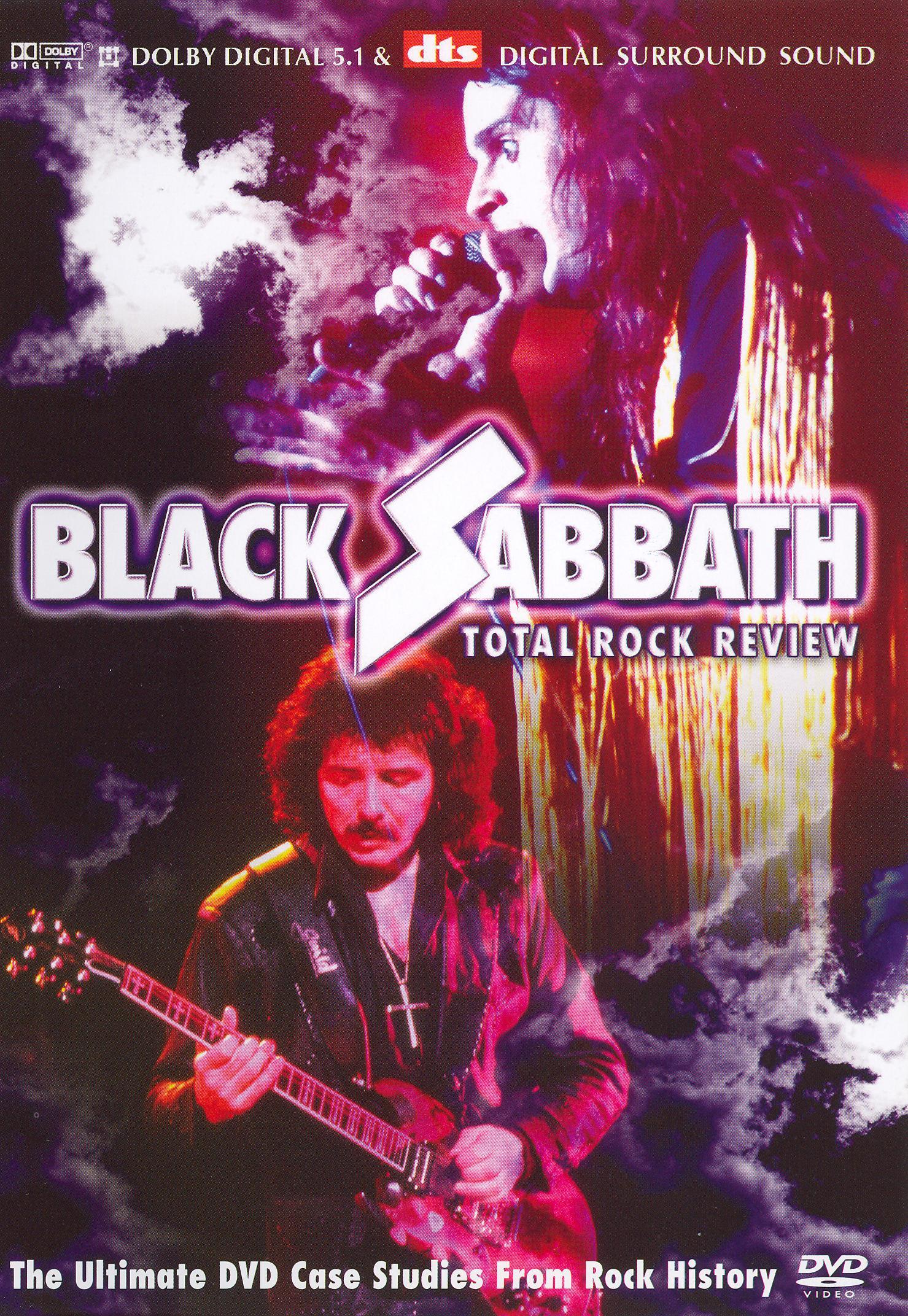 Total Rock Review: Black Sabbath