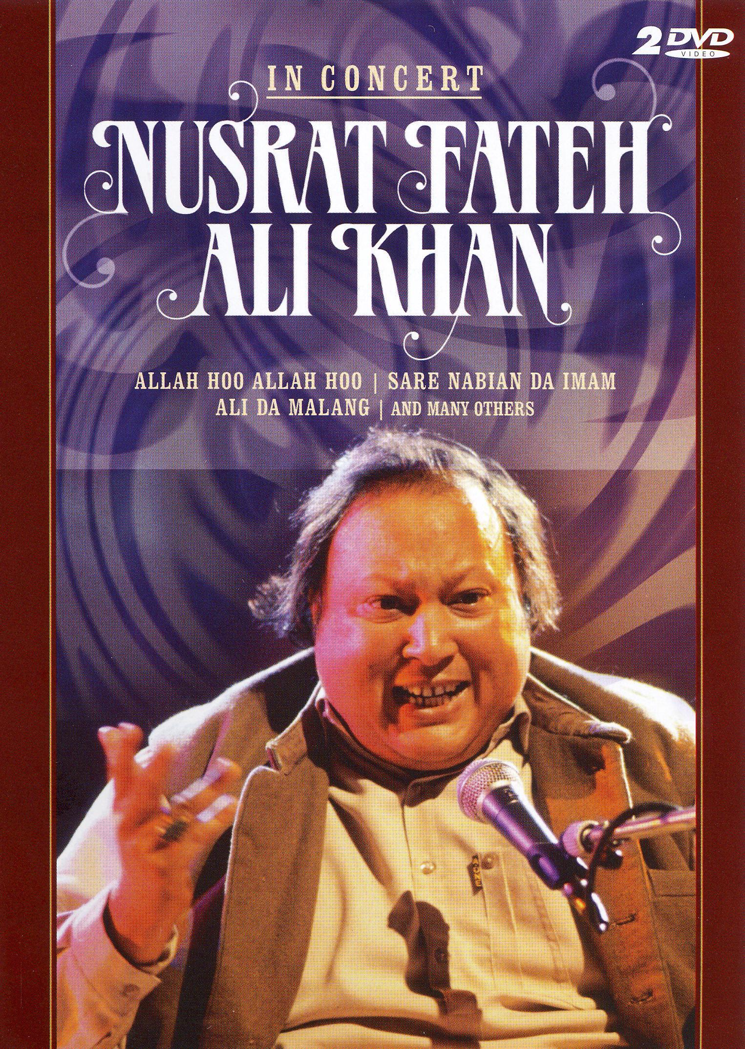 Nusrat Fateh Ali Khan: Live Concert in Paris