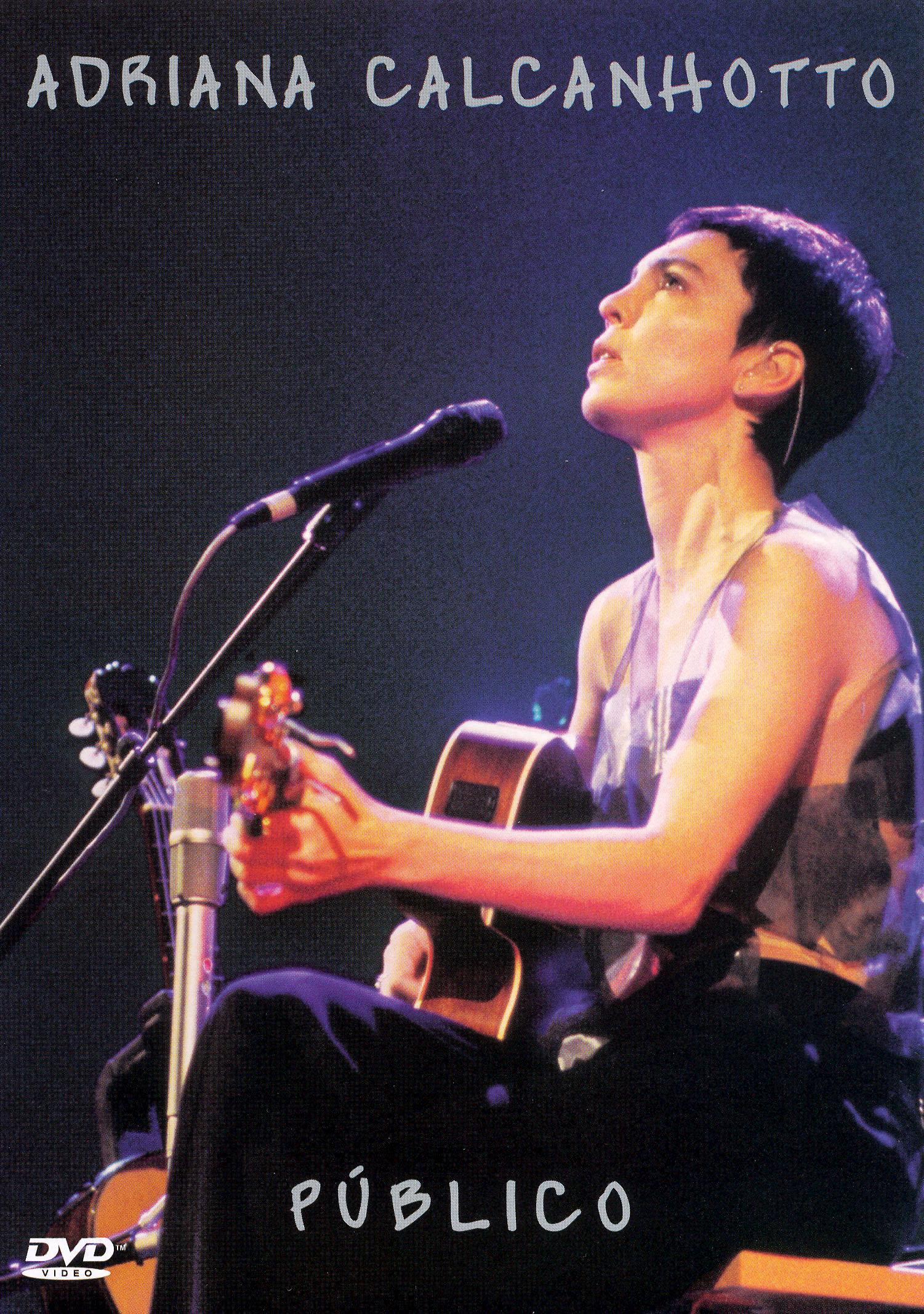 Adriana Calcanhotto: Público