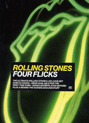 The Rolling Stones: Four Flicks