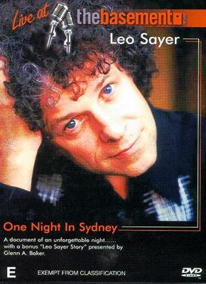 Leo Sayer: One Night in Sydney