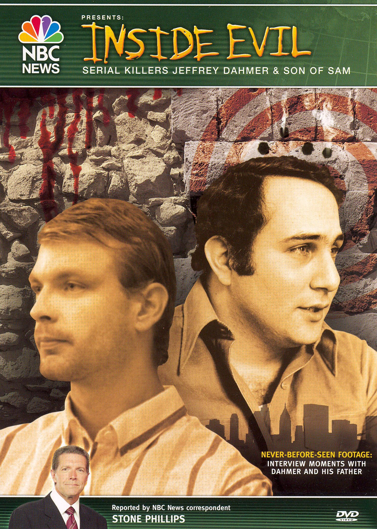 NBC News Presents Inside Evil: Minds of Jeffrey Dahmer and Son of Sam