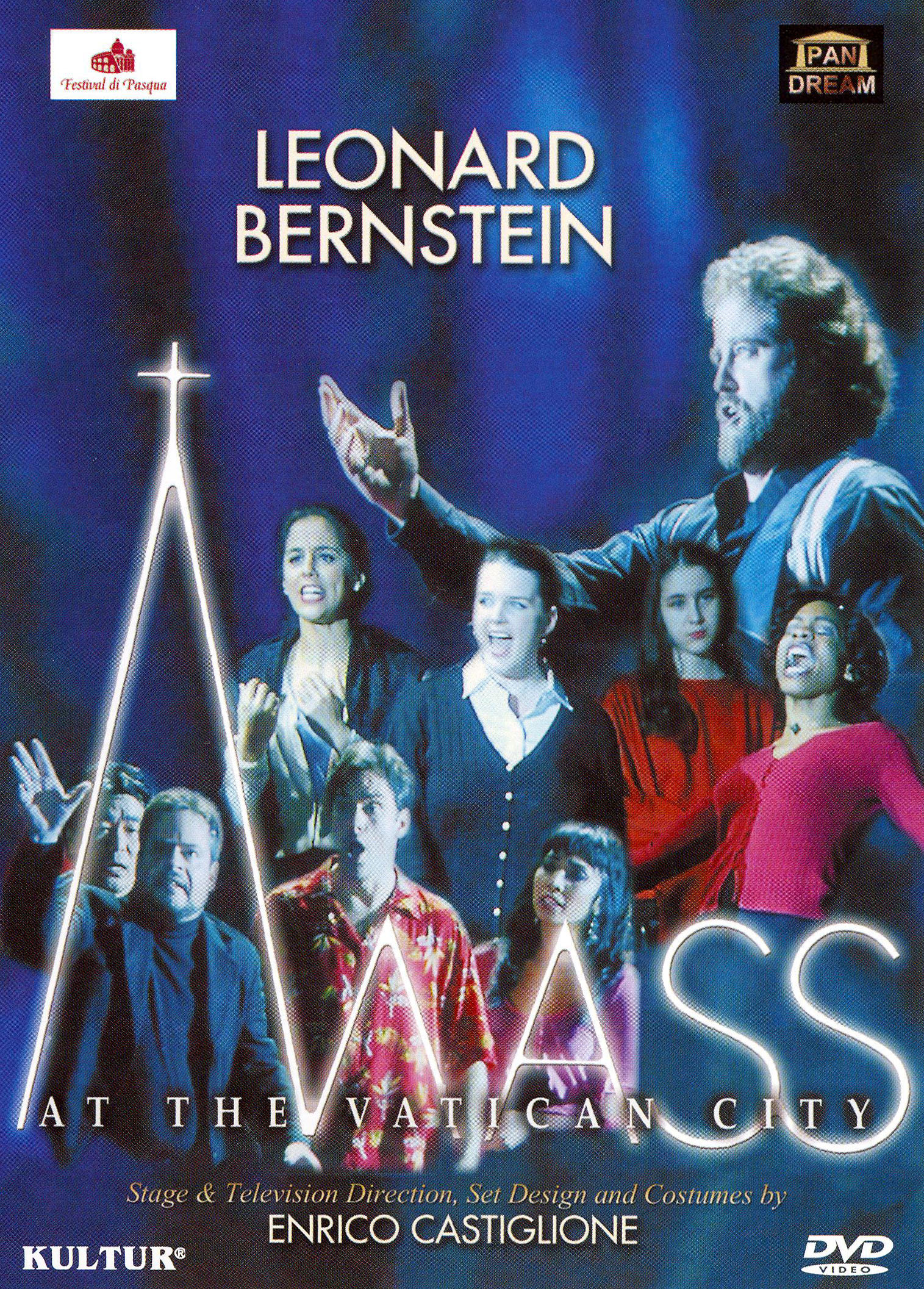 Leonard Bernstein Mass