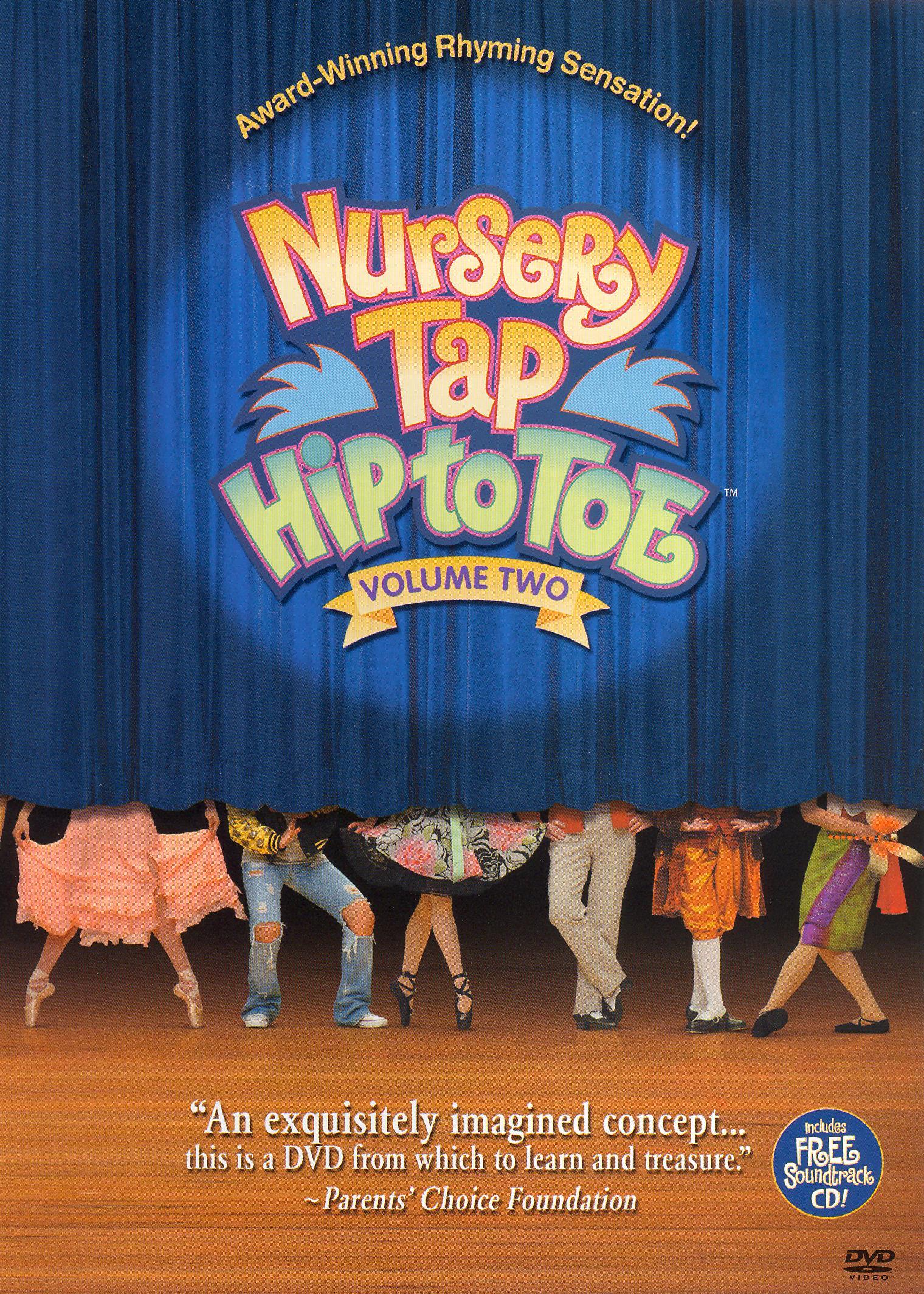 Nursery Tap: Hip to Toe, Vol. 2