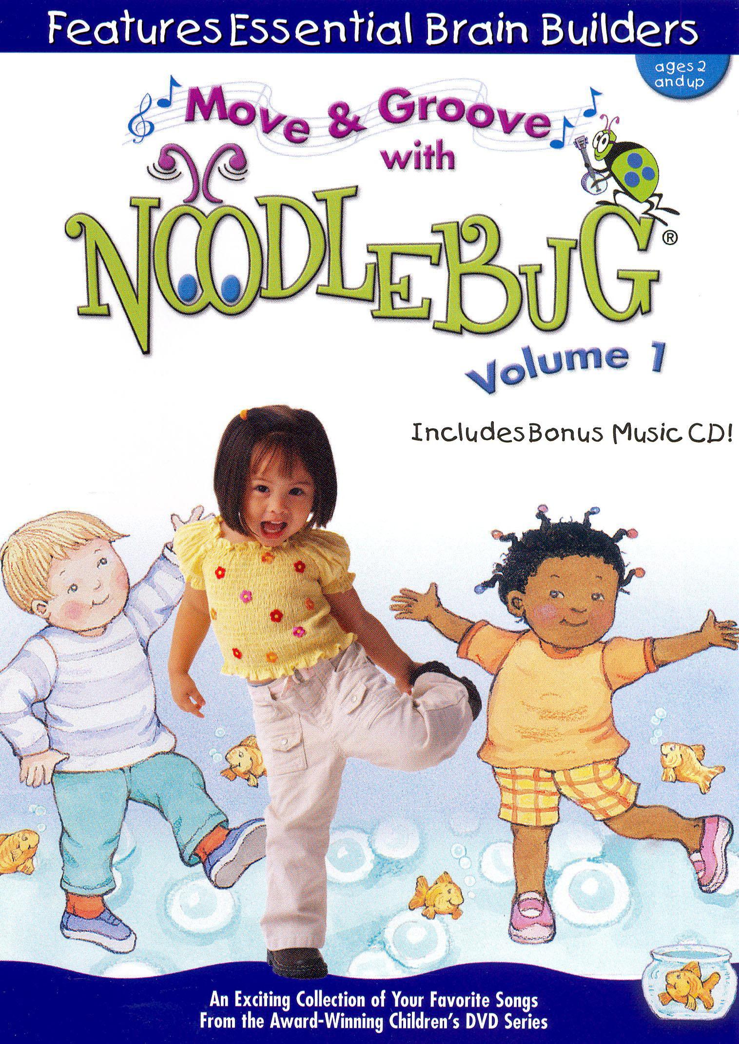 Noodlebug: Move and Groove with Noodlebug