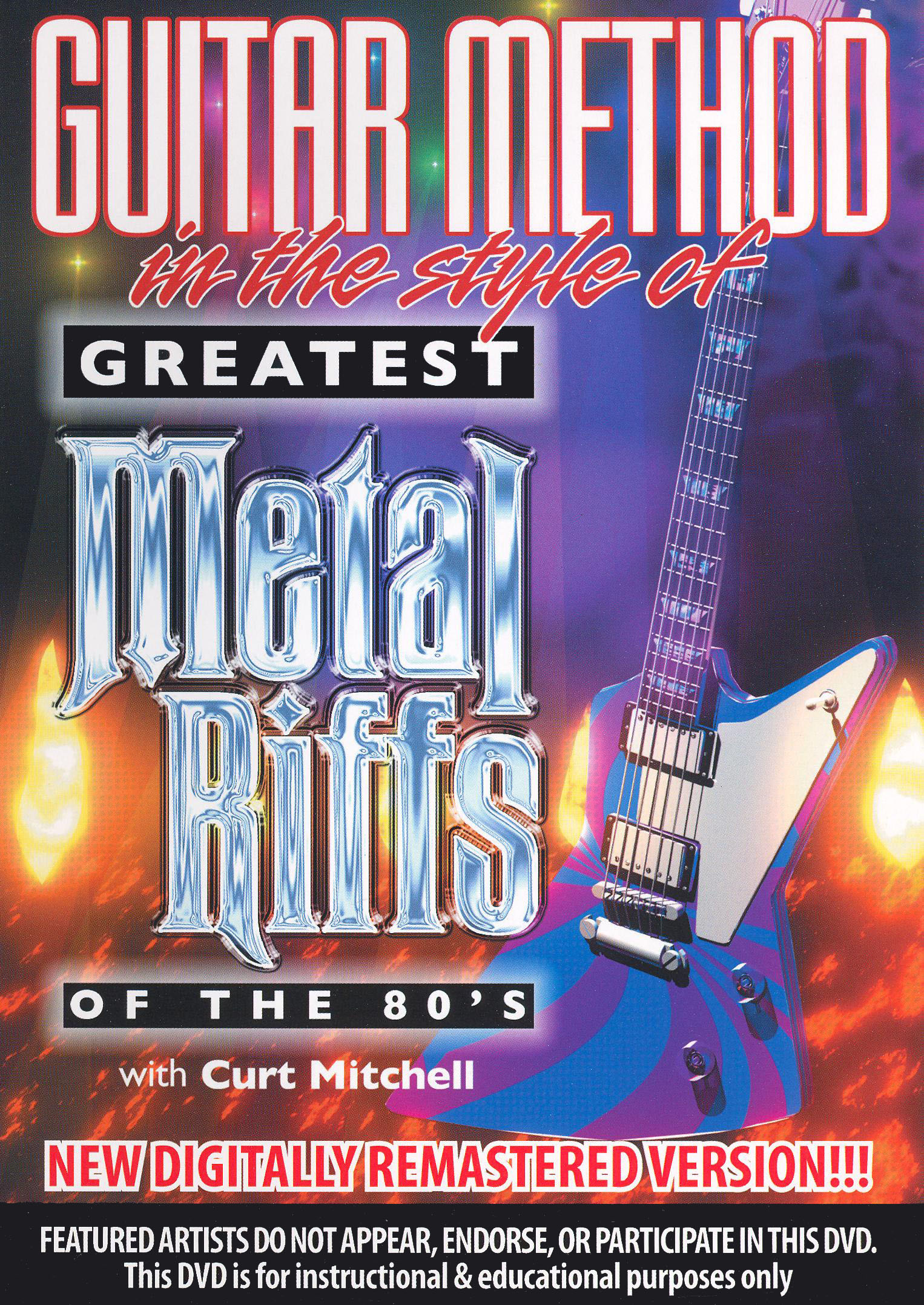 Guitar Method: The Greatest Metal Riffs of the '80s!