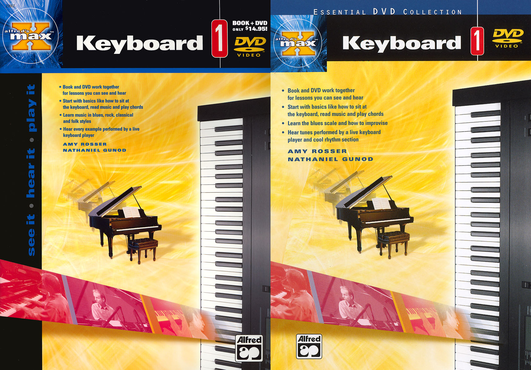 Alfred's Max Keyboard, Vol. 1