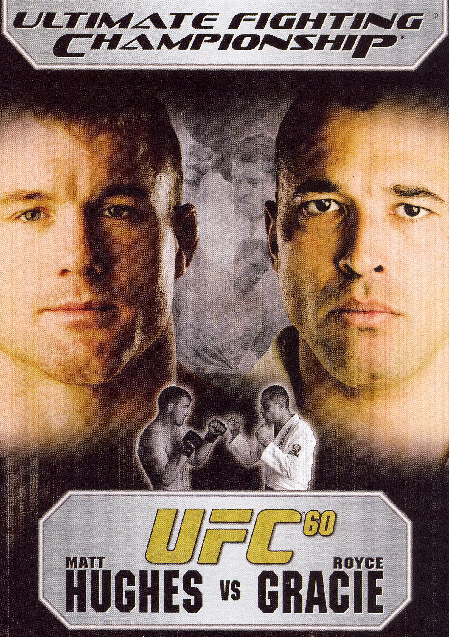 UFC 60: Gracie vs. Hughes