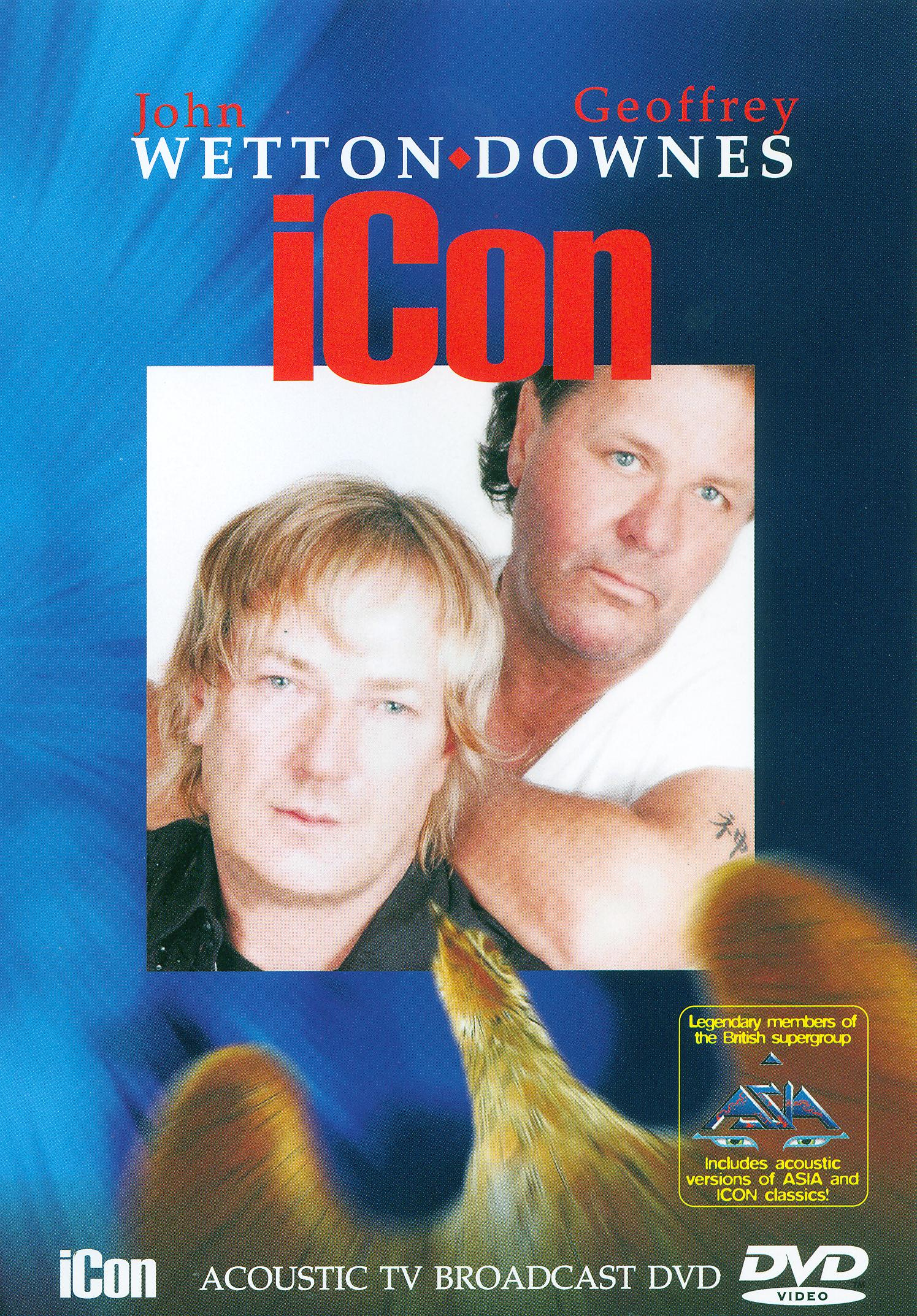 John Wetton and Geoffrey Downes: Acoustic TV