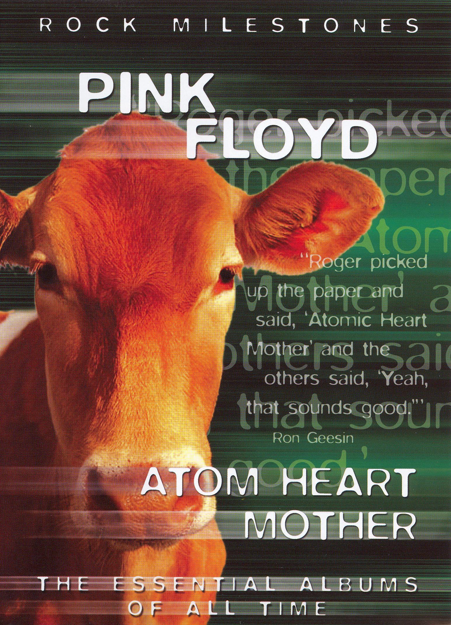 Rock Milestones: Pink Floyd - Atom Heart Mother