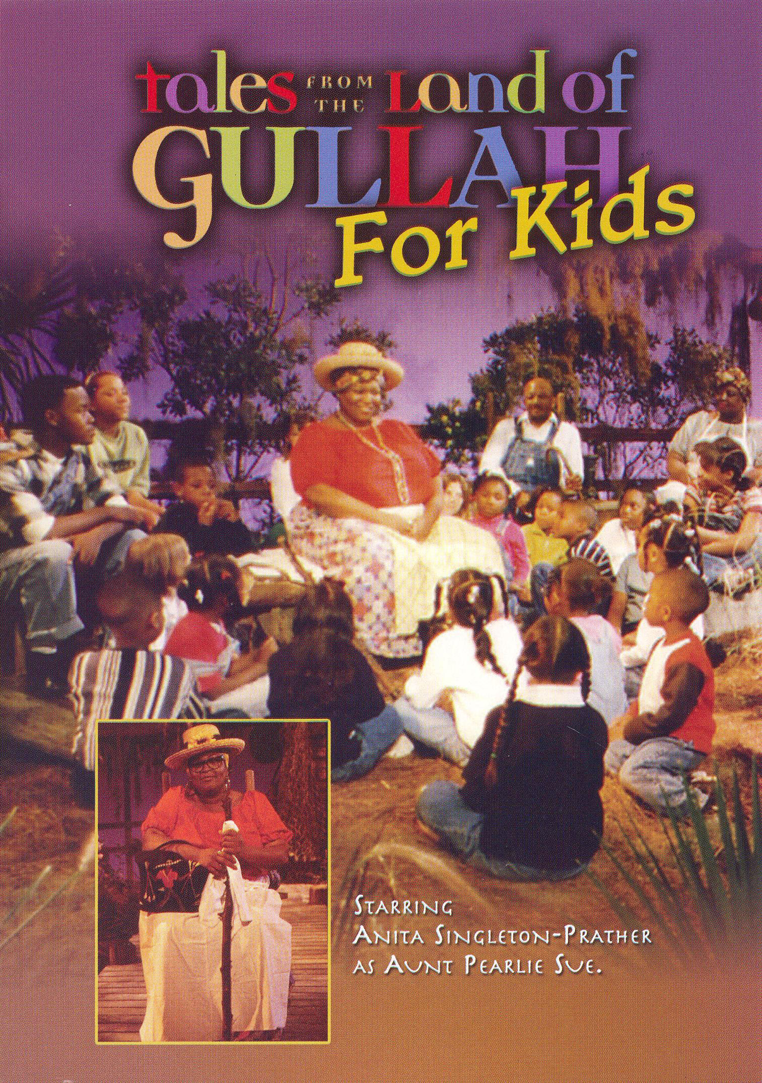 Tales From the Land of Gullah for Kids