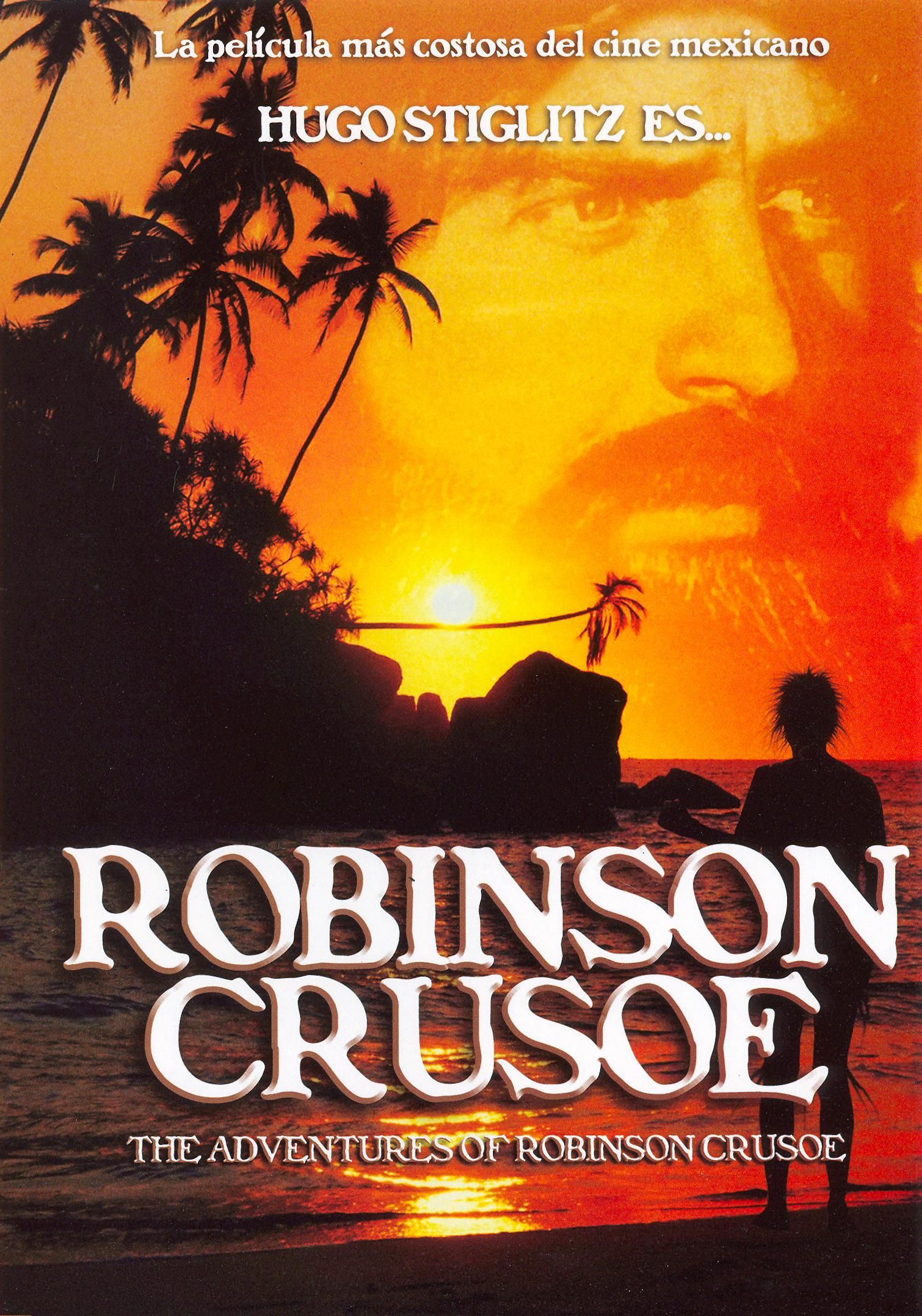 Robinson Crusoe and the Tiger