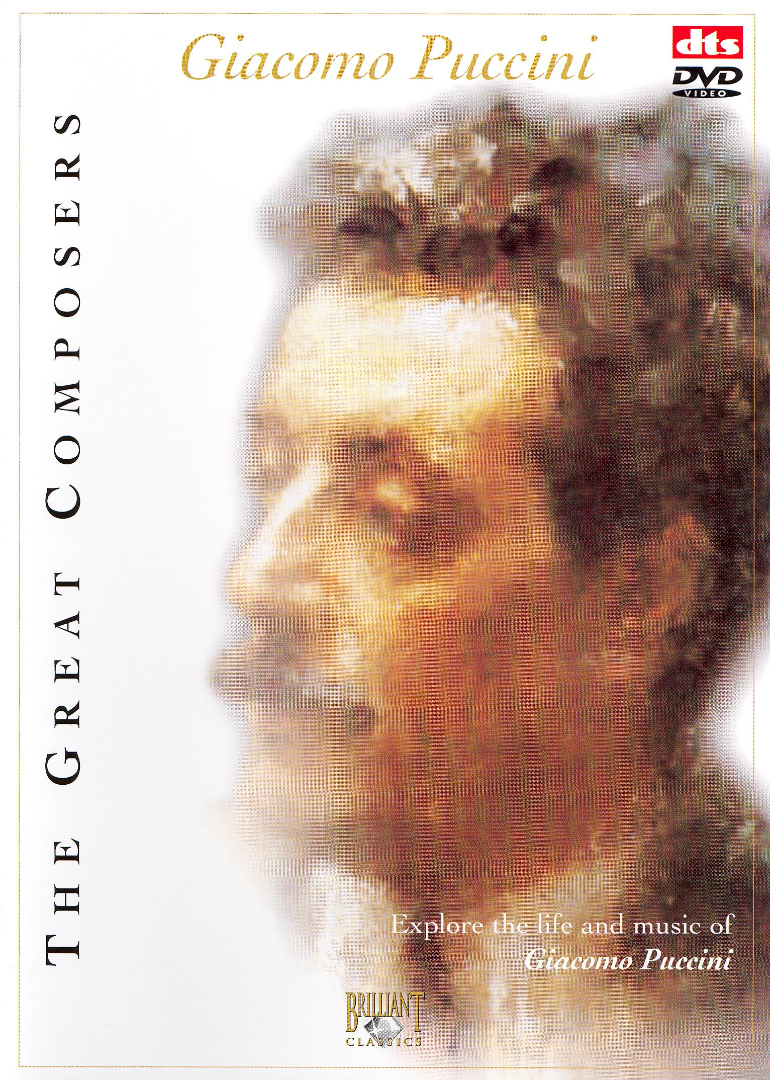 The Great Composers: Giacomo Puccini