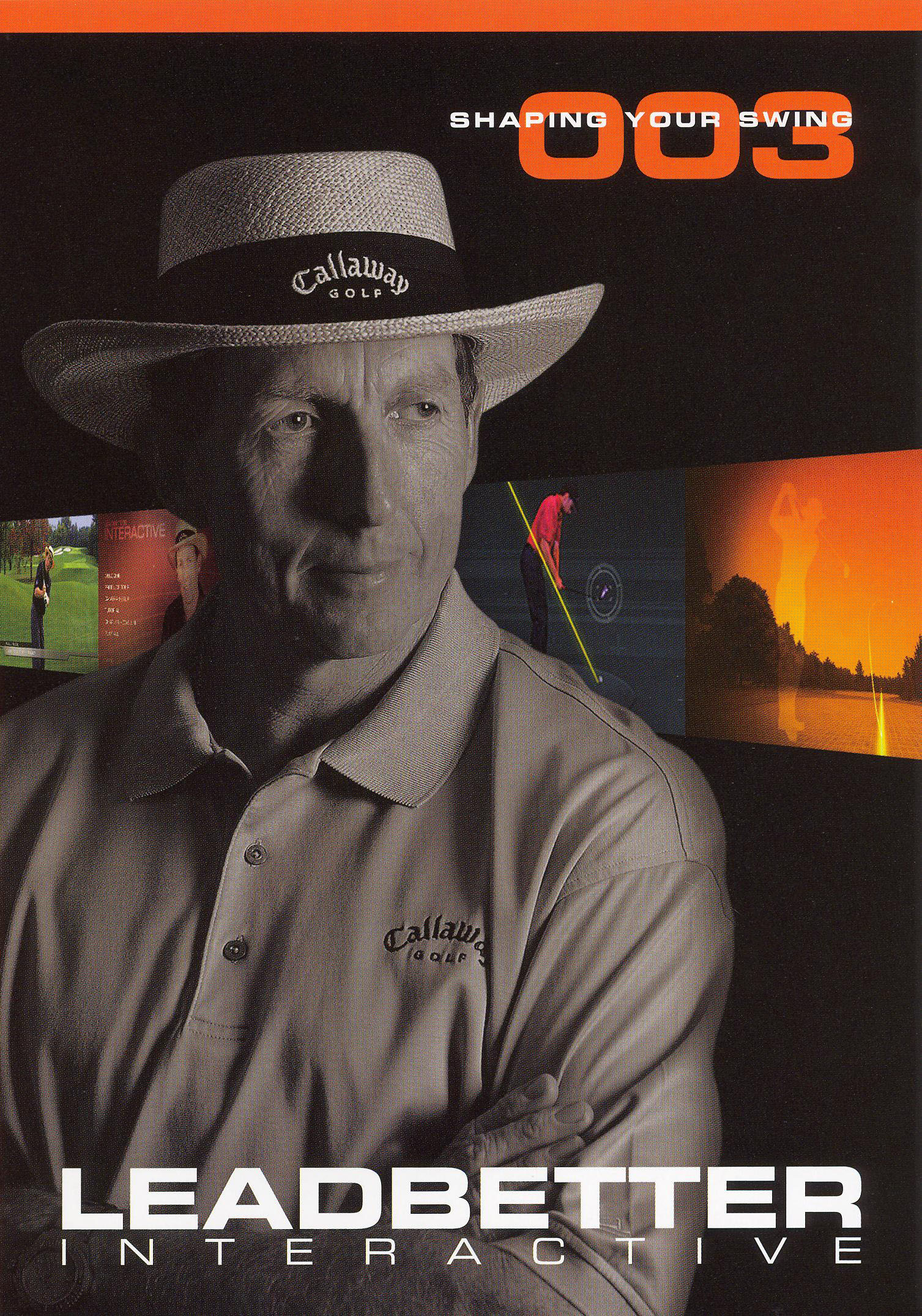 Leadbetter Interactive, Vol. 3: Shaping Your Swing