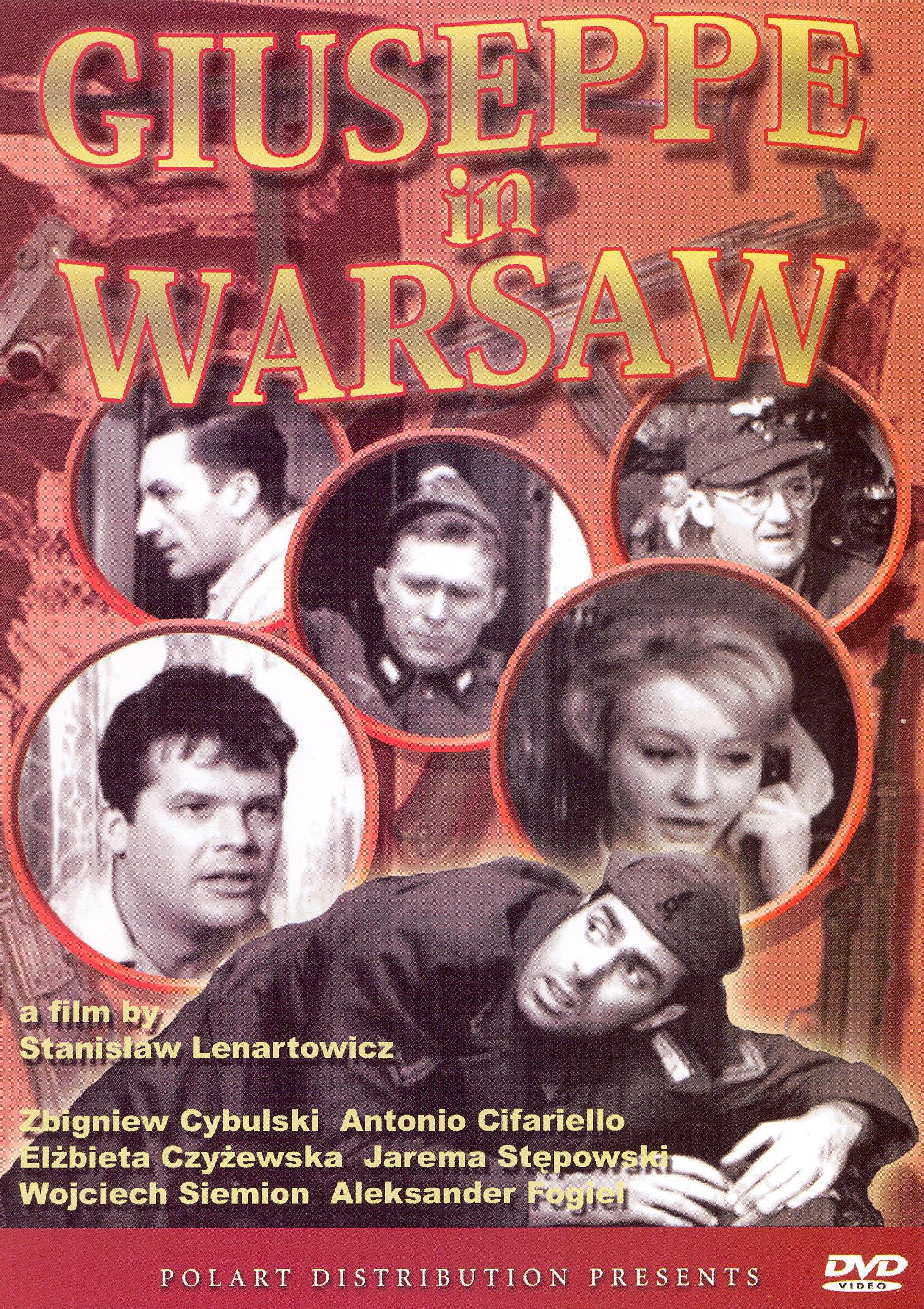 Giuseppe W Warszawie