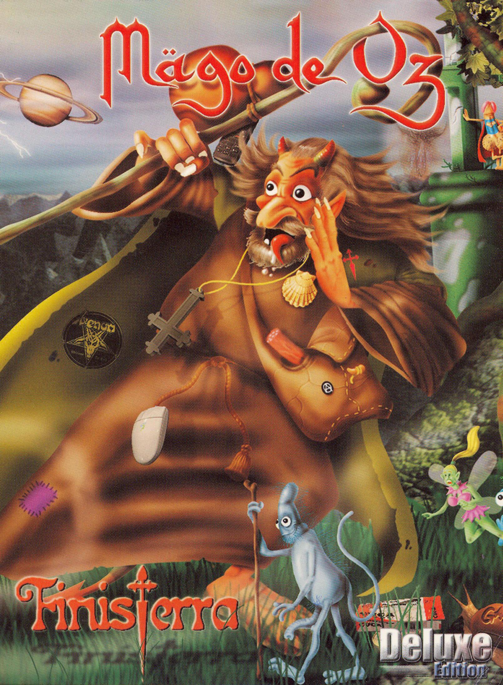 Mägo de Oz: Finisterra