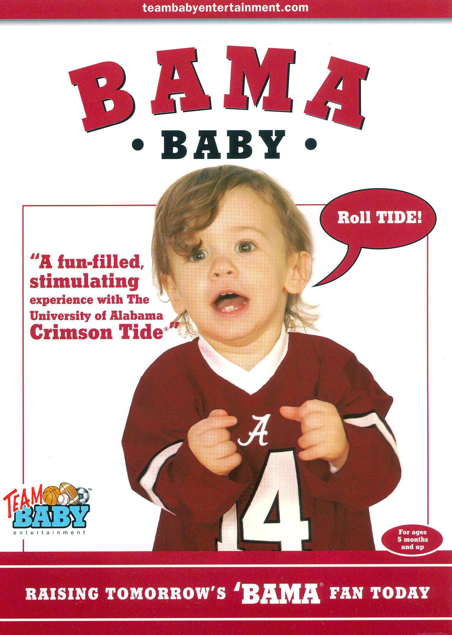 Team Baby: Bama Baby