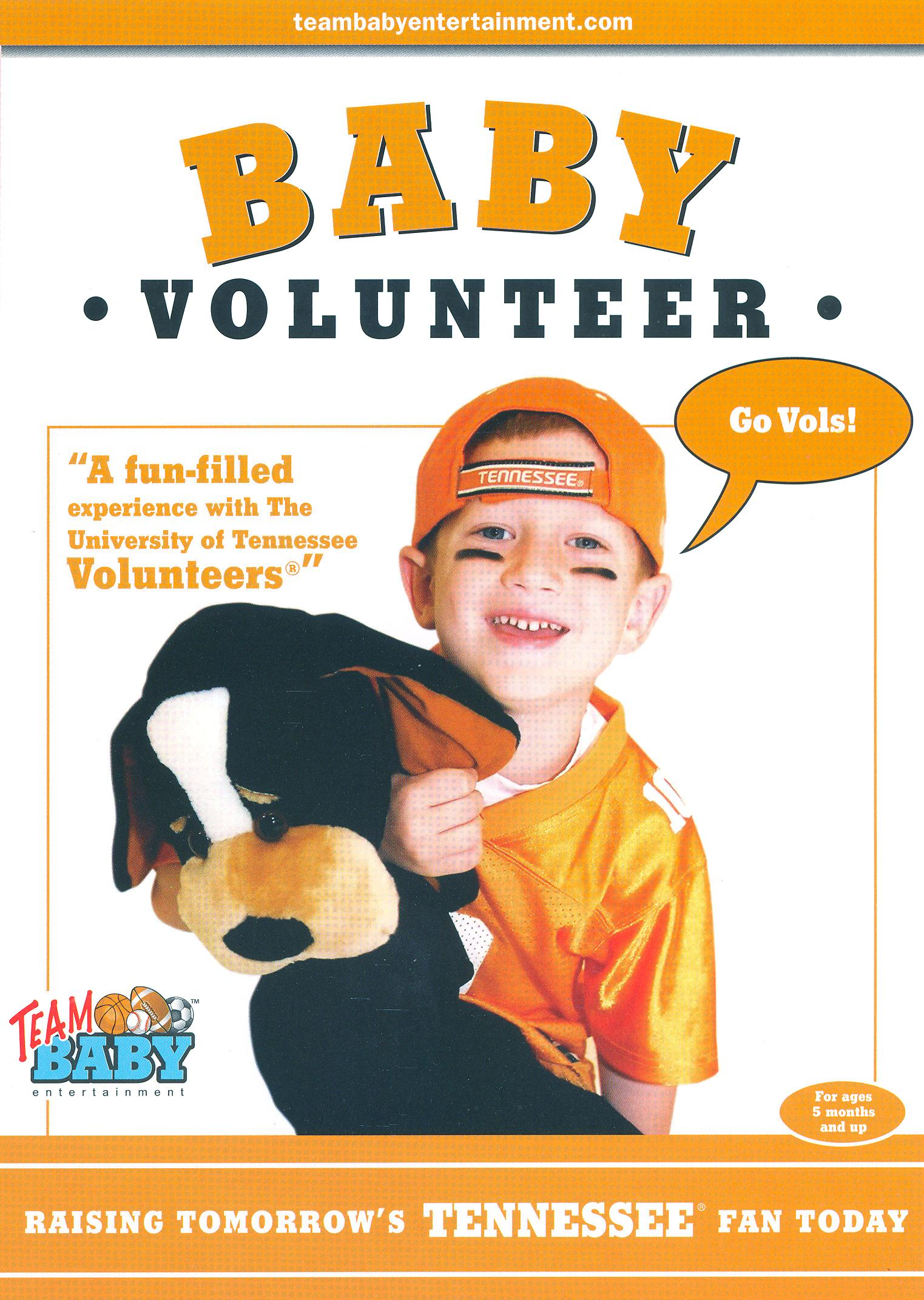 Team Baby: Baby Volunteer