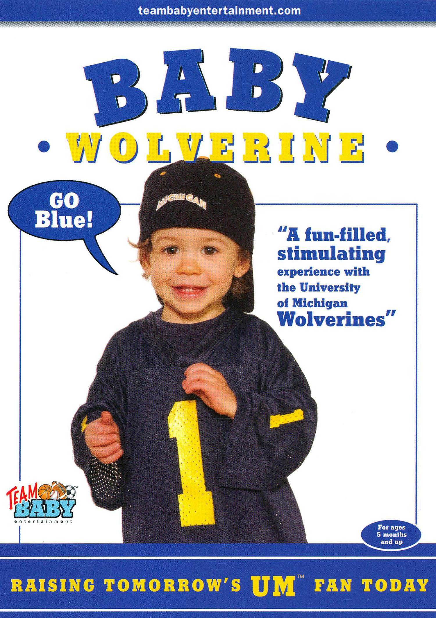 Team Baby: Baby Wolverine