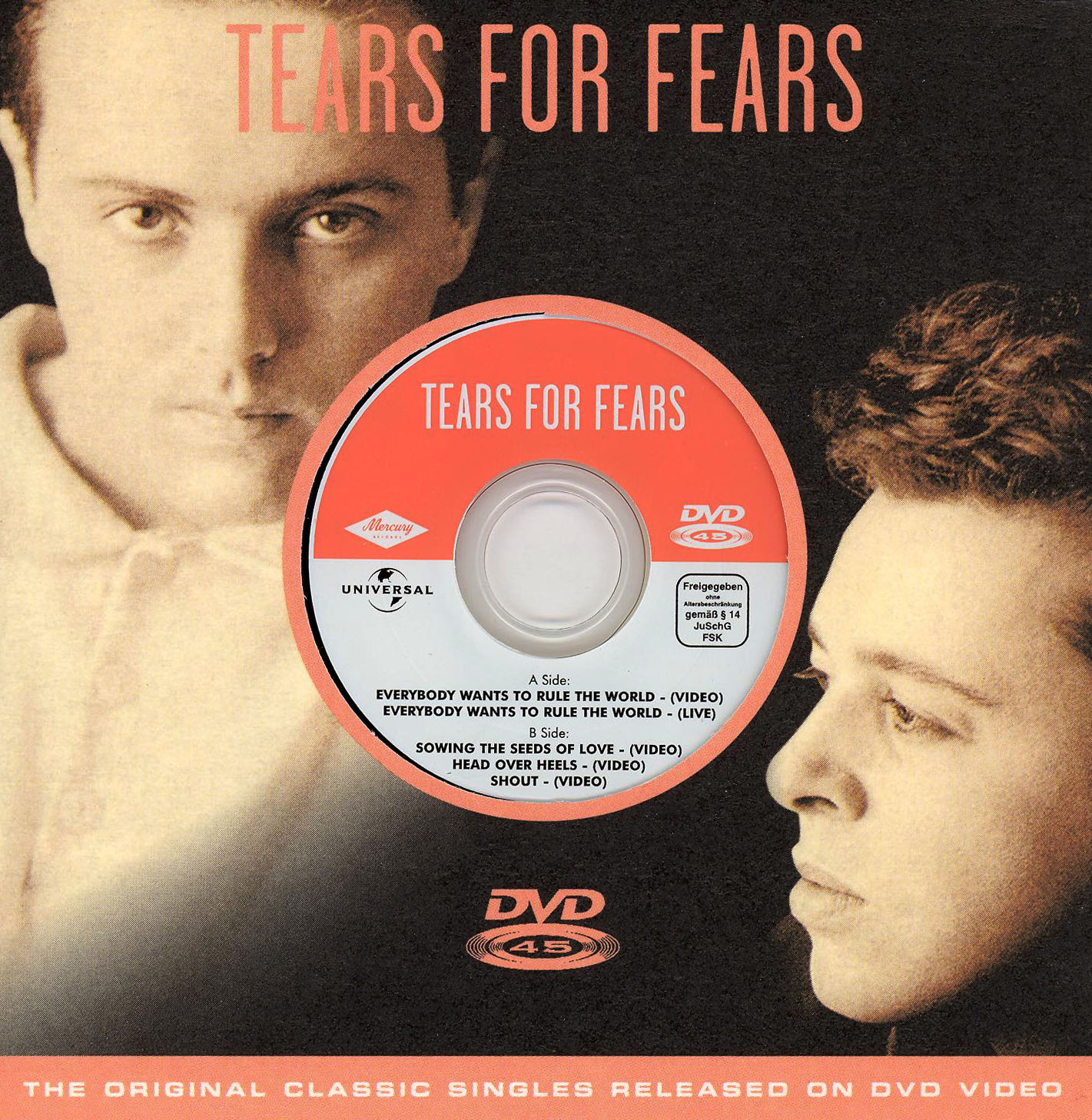 Tears for Fears: Everybody Wants to Rule the World