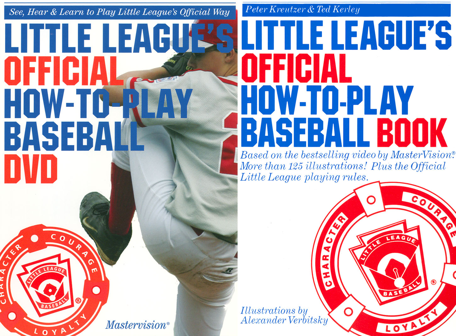 Little League's Official How-To-Play Baseball Video