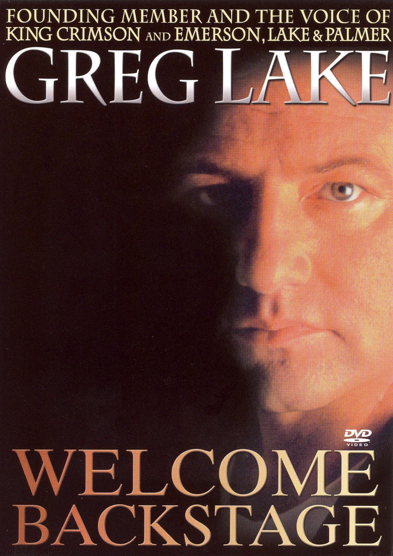 Greg Lake: Welcome Backstage