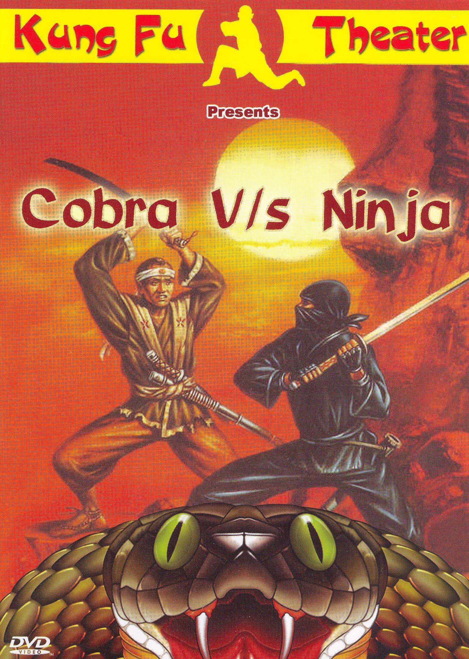 Cobra Against Ninja