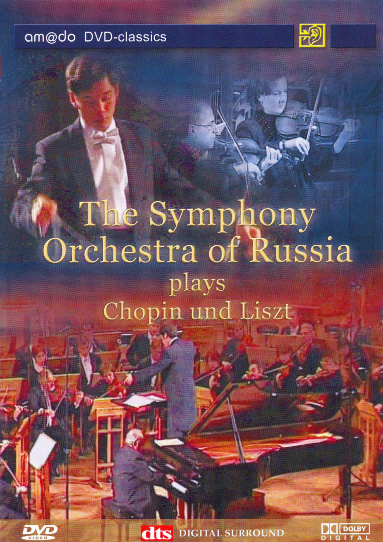 Symphony Orchestra of Russia Plays Chopin & Liszt