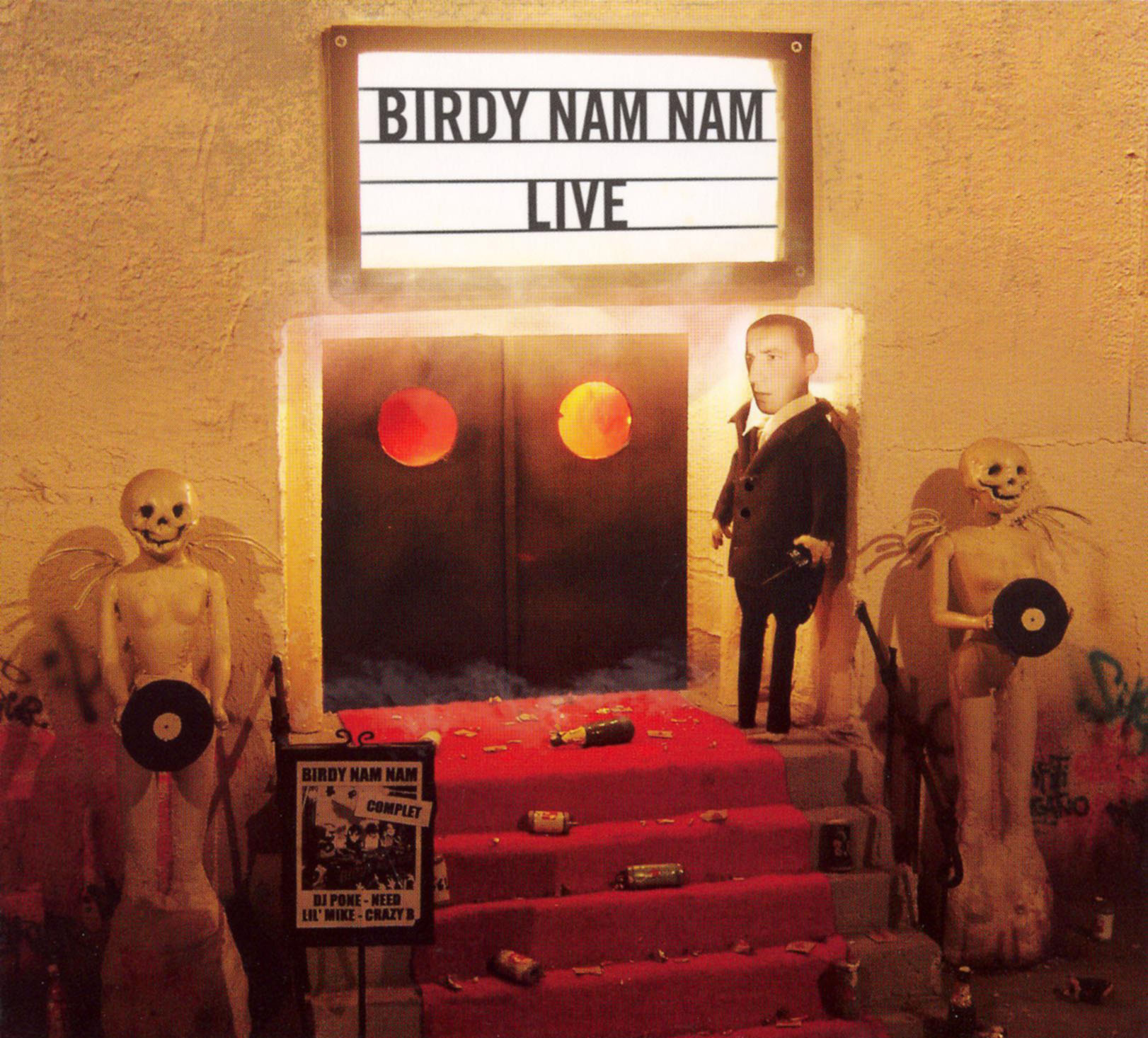 birdy nam nam live releases allmovie. Black Bedroom Furniture Sets. Home Design Ideas