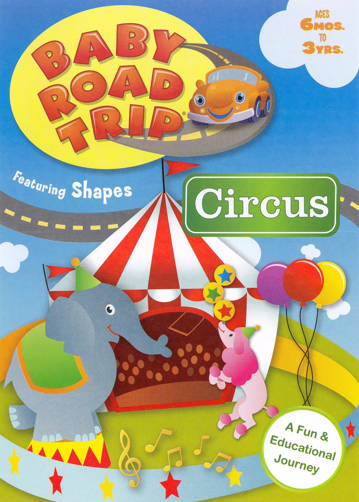 Baby Road Trip: Circus