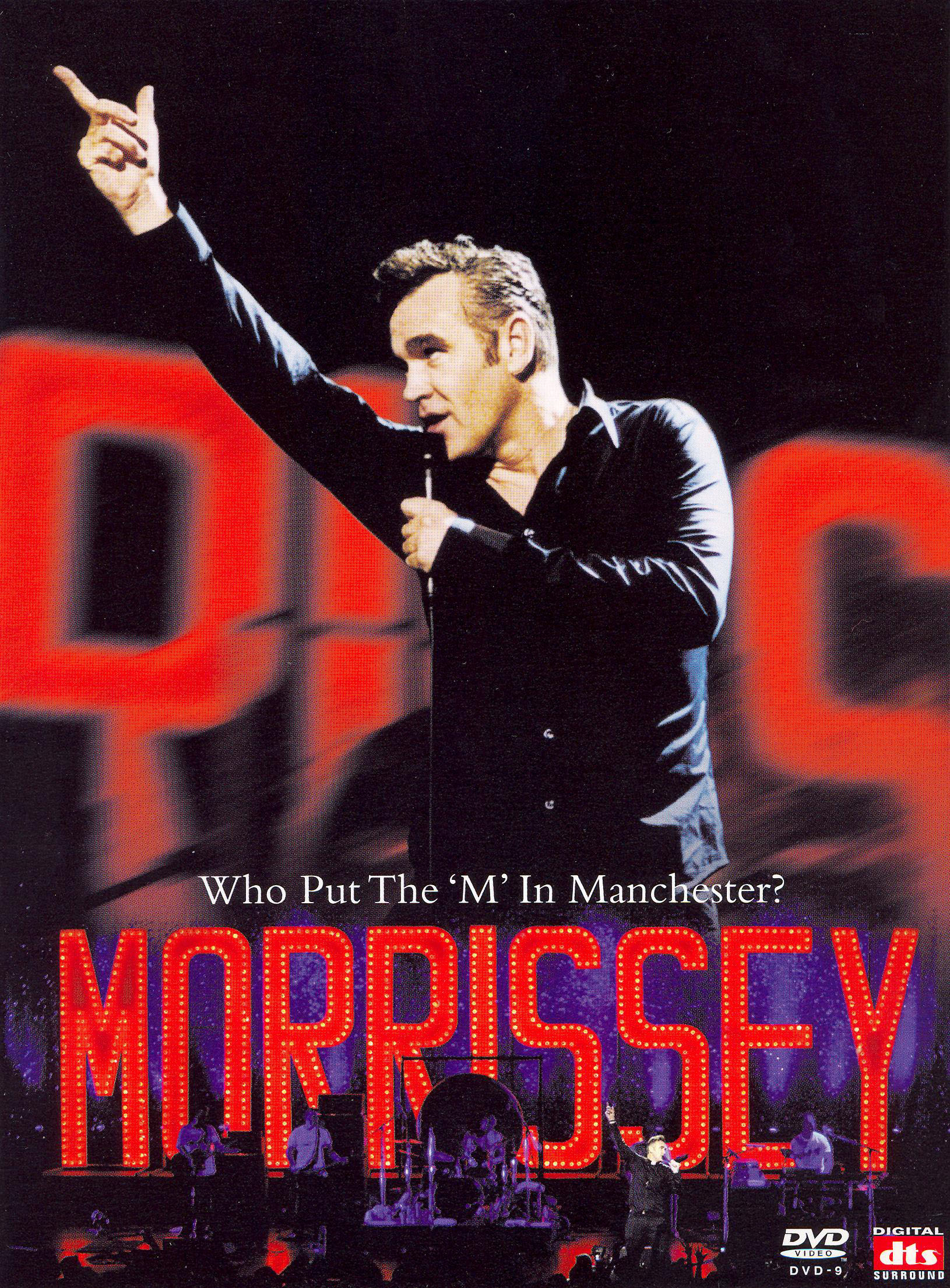 Morrissey: Who Put the