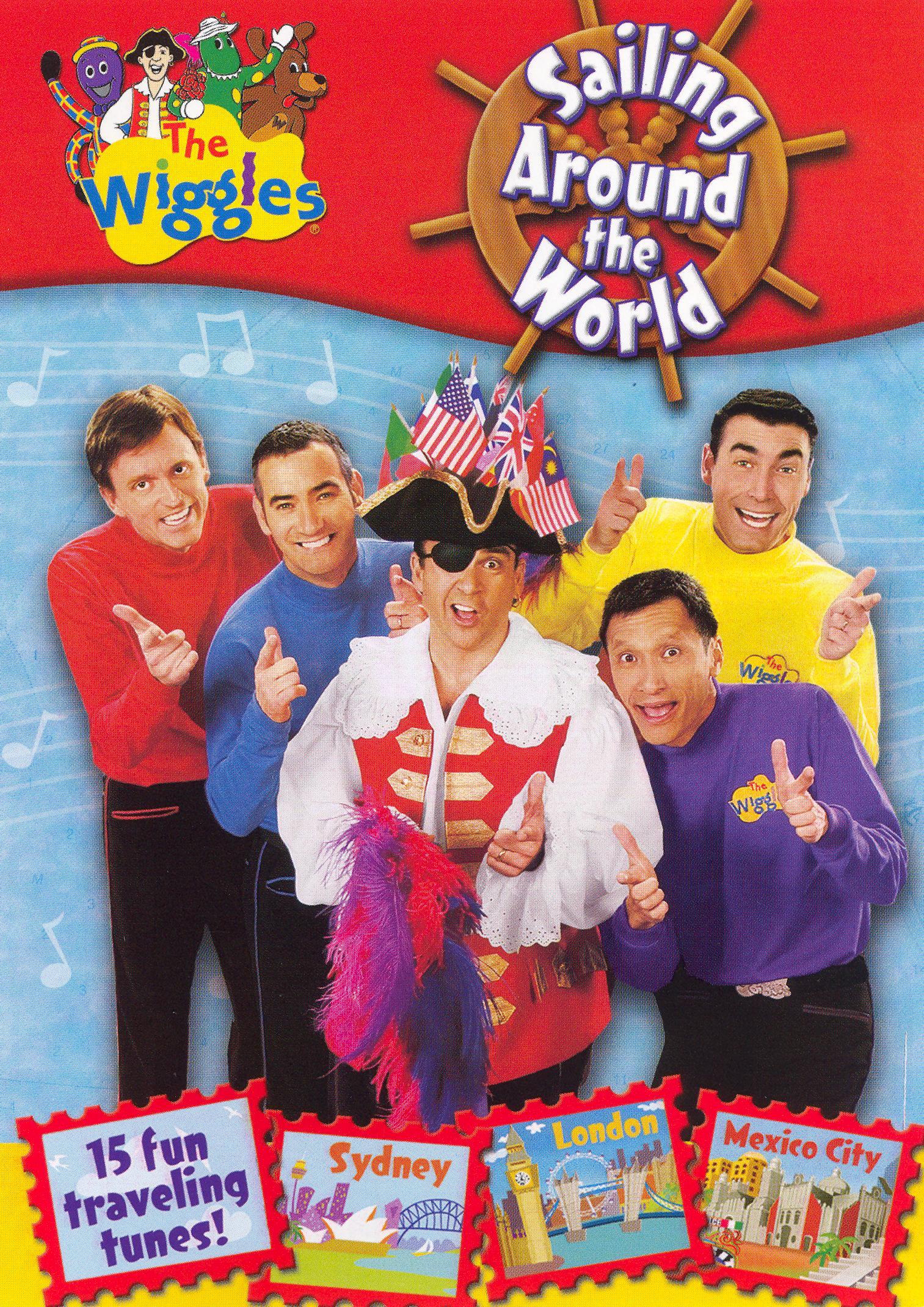The Wiggles: Sailing Around the World