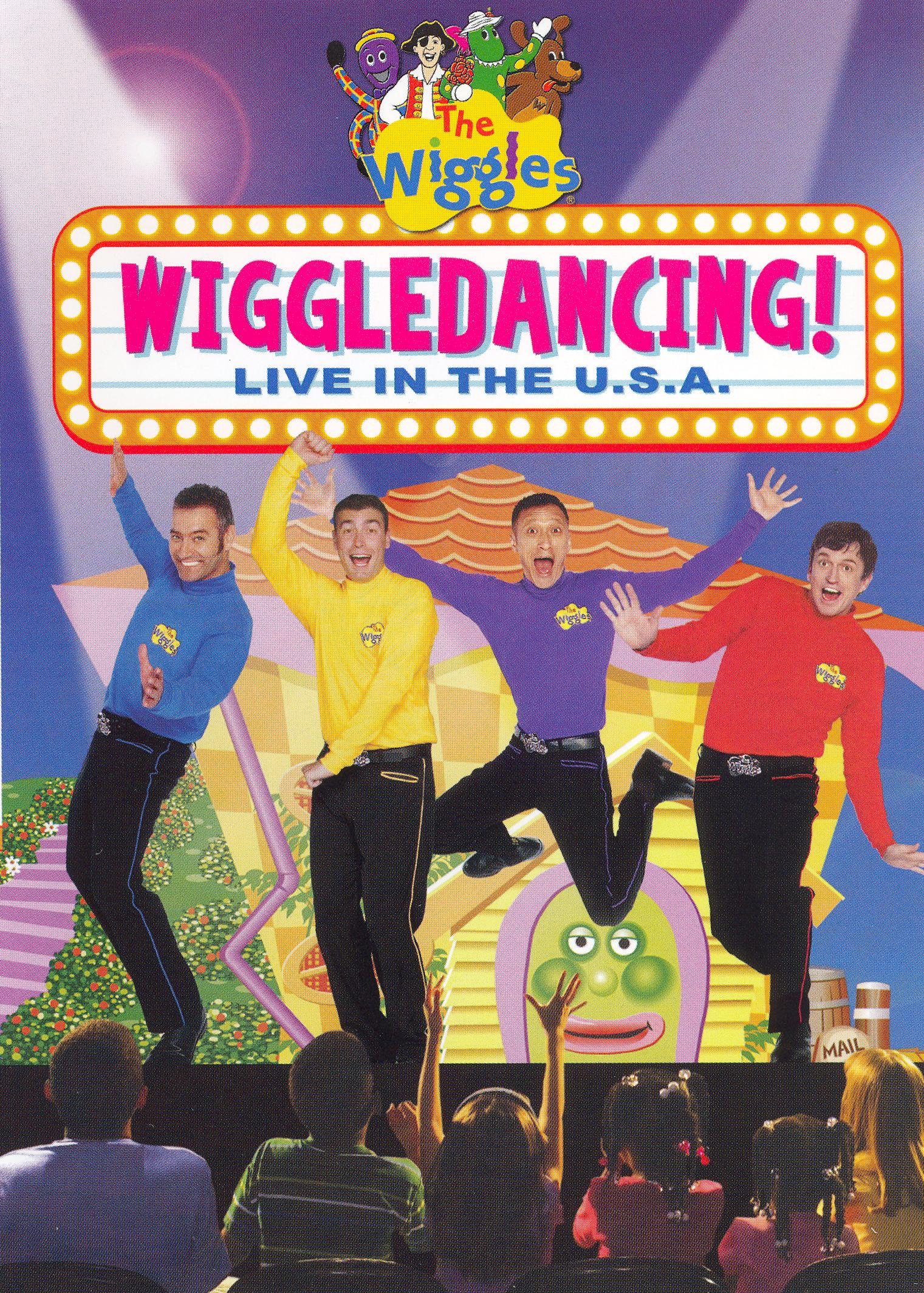 The Wiggles: Wiggledancing! Live in the U.S.A.