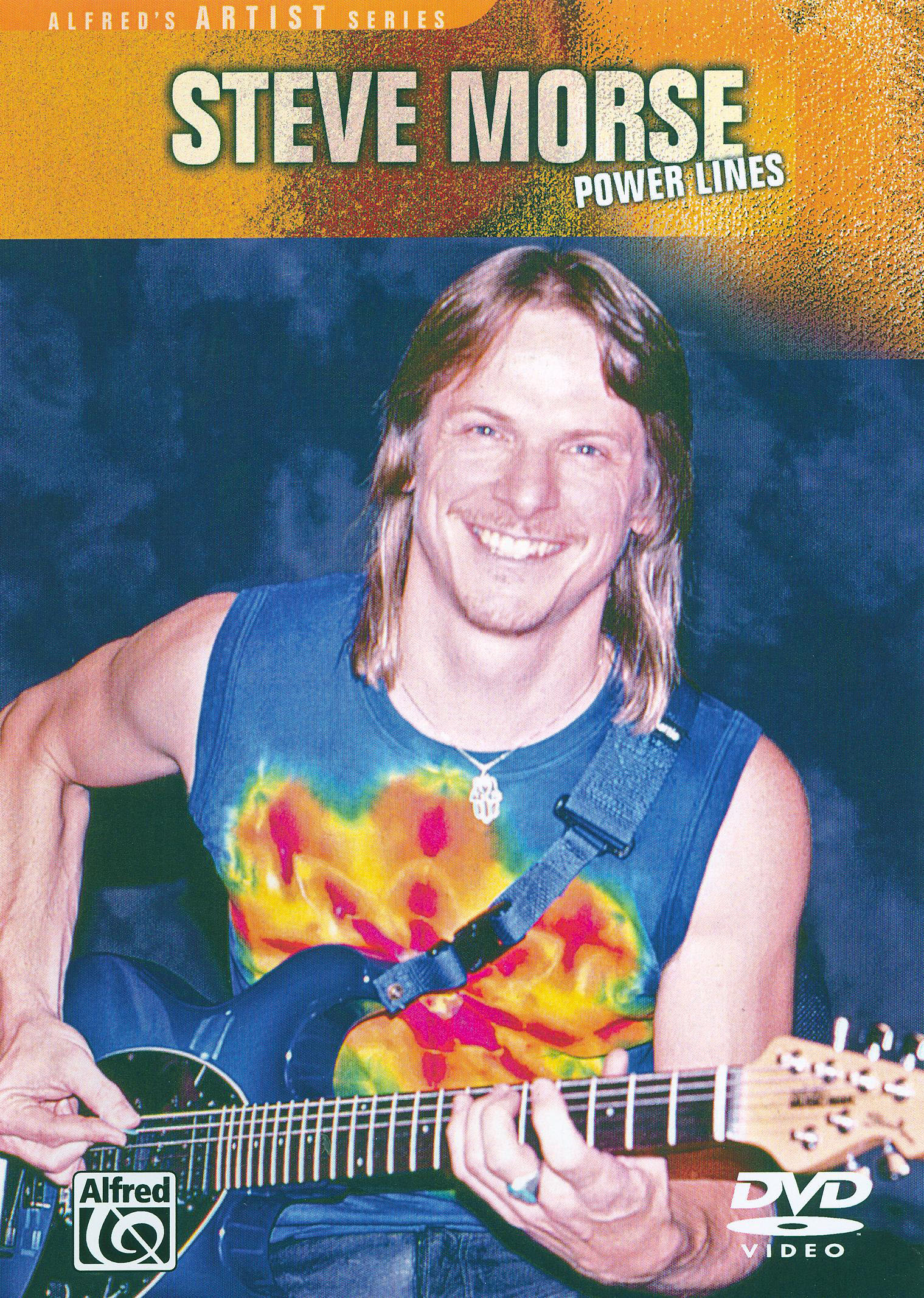 Steve Morse: The Power Lines