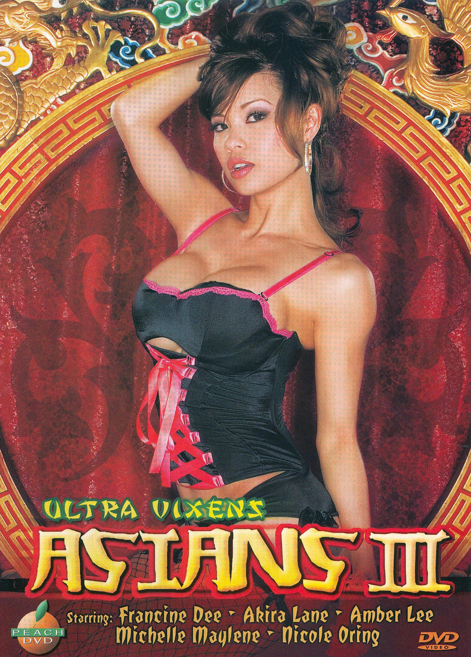 Ultra Vixens: Asians, Vol. 3