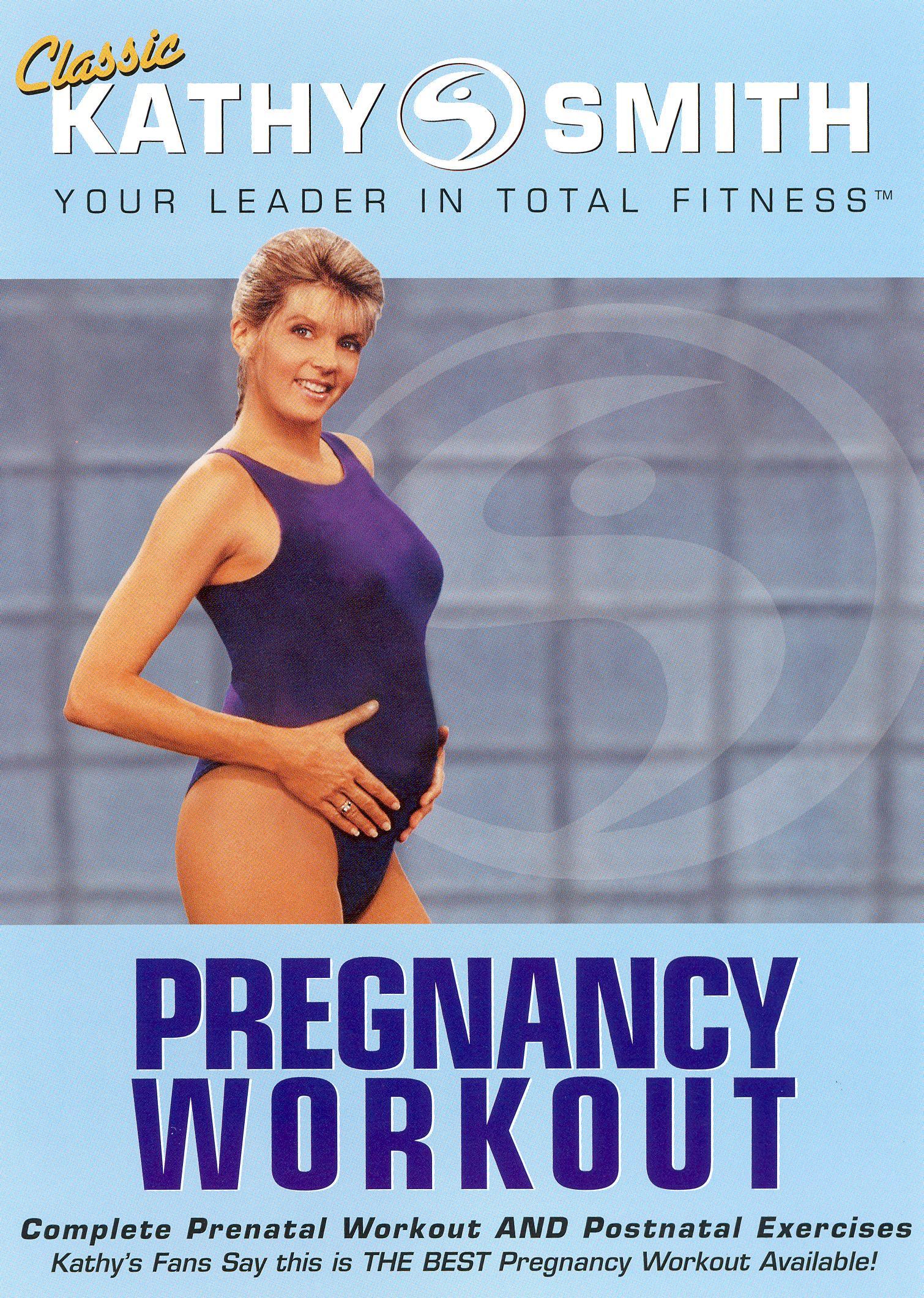 Kathy Smith: Pregnancy Workout