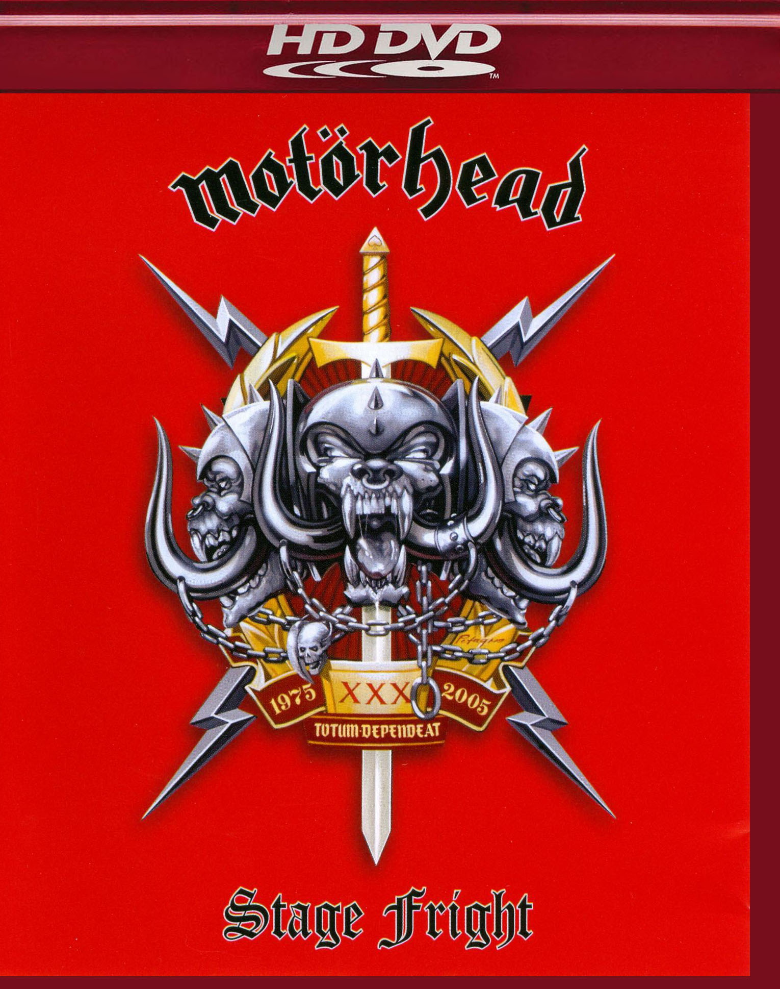 Motörhead: Stage Fright